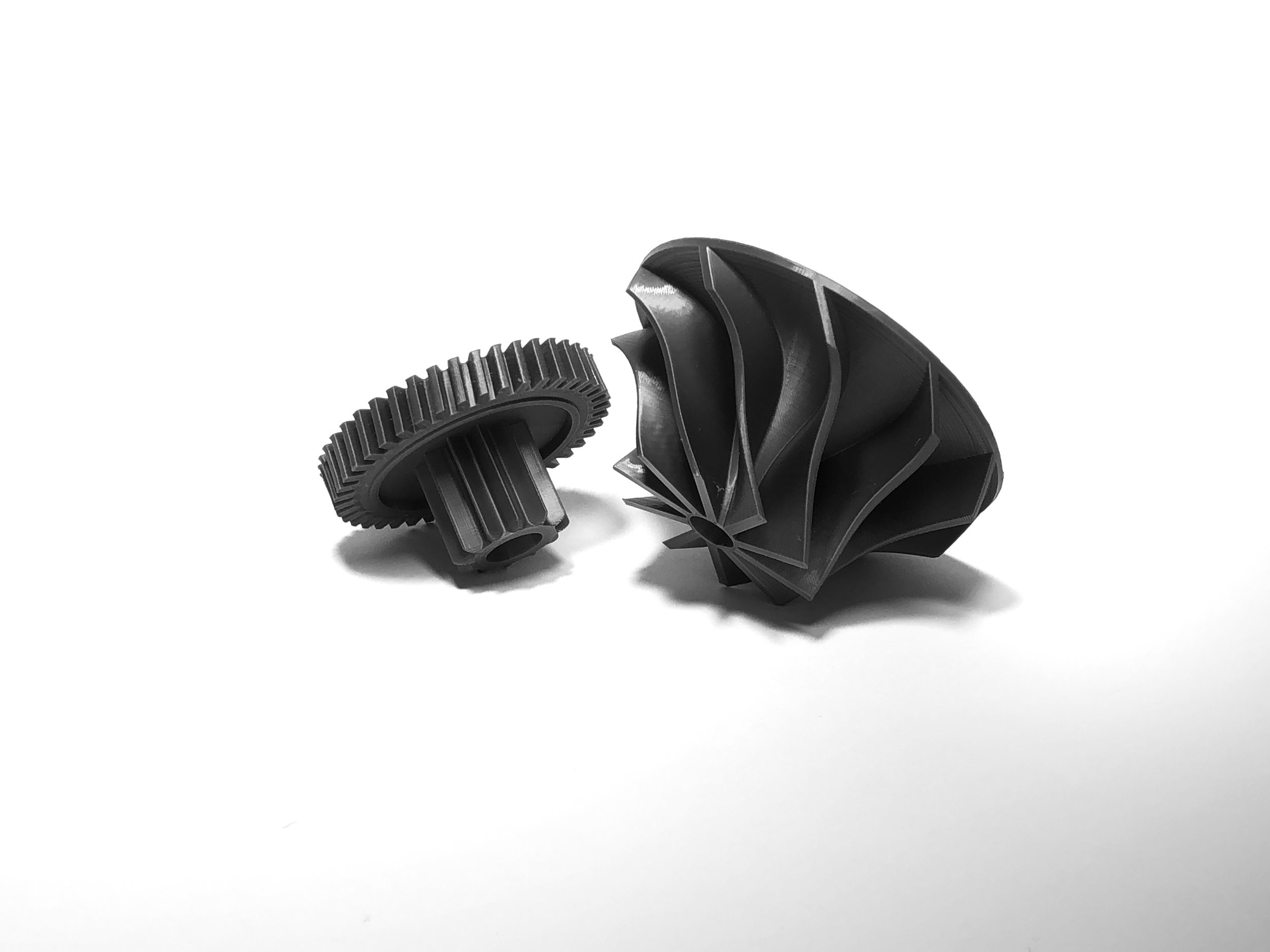 PETG - Sterilizable. High Impact. Chemically And Moisture Resistant.A great material for mechanical parts with high impact resistance and flexibility. PETG is a thermoplastic with improved properties over PLA, with high impact resistance and excellent chemical and moisture resistance. PETG can easily be sterilized.