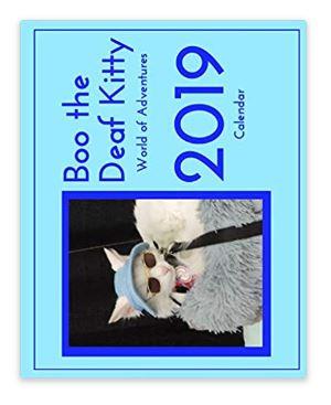 2019 Calendar - https://www.amazon.com/2019-Calendar-Carol-Rowland/dp/0464966752/ref=sr_1_8?qid=1555632179&refinements=p_27%3ACarol+Rowland&s=books&sr=1-8&text=Carol+Rowland