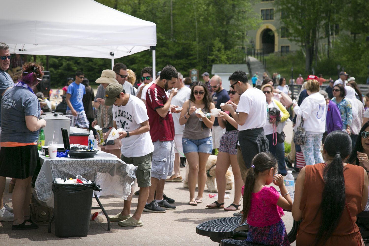 """Marking the 30thyear of chowder in the valley, Waterville Valley will host its annual Chowderfest & Brews on Sunday of Memorial Day weekend, May 26, from 12 to 2 p.m. in the Town Square.Family-friendly, fun and delicious, come sample a variety of chowders from local restaurants.Vote for your favorite and the winning chowder chef will receive the coveted """"Golden Clam Award."""""""