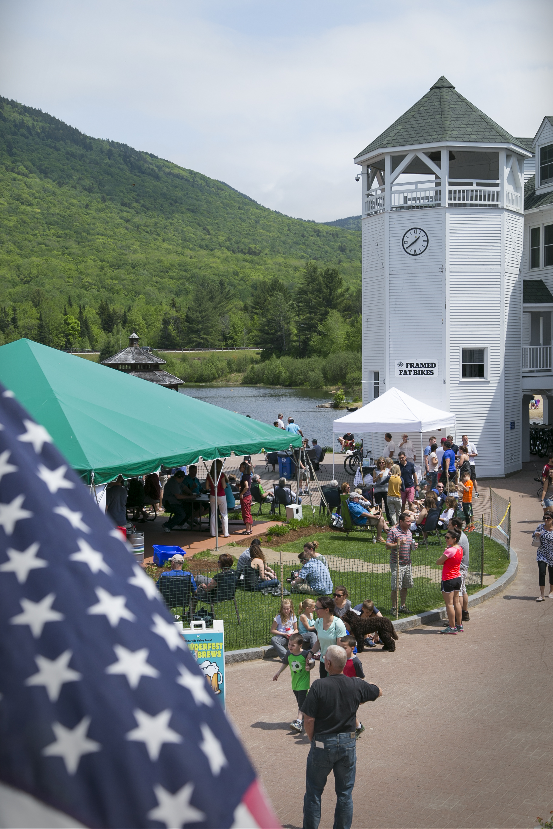 The 6th Annual Artisan Fair will be held in Waterville Valley's Town Square on Saturday, July 13, 2019, from 10 a.m. to 4 p.m.