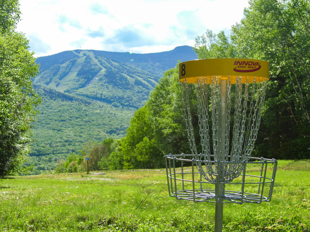 On Saturday July 6th, continue your family's Independence Day celebrations at Waterville Valley and join the Disc Golf Tournament from 12 – 4 pm. This contest is part of the Independence Day Family Carnival and will benefit Waterville Valley Adaptive Sports, an organization working to empower people with disabilities through sports recreation.