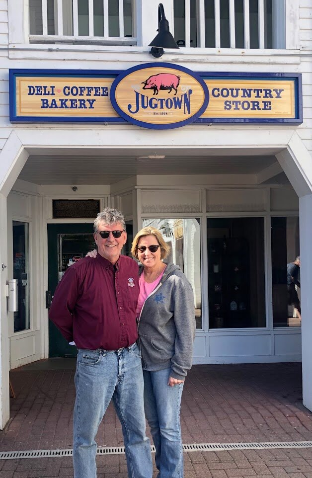 Walk into Waterville Valley's newly reopened  Jugtown Country Store  in the   Town Square   and you'll feel like you're home. There are festive decorations, great coffee, fresh veggies, and new locally-sourced products like maple syrup.