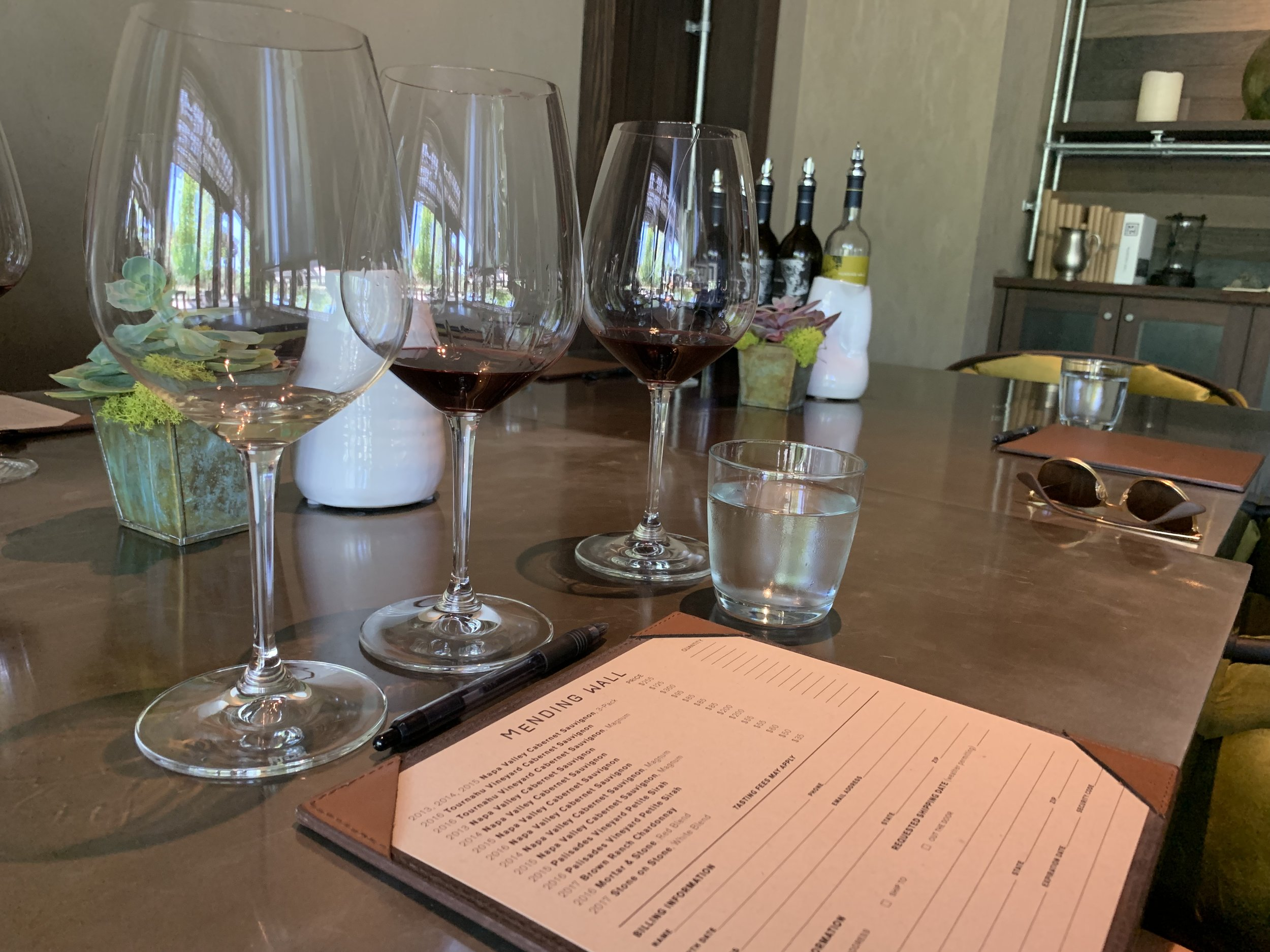 Mending Wall Wines