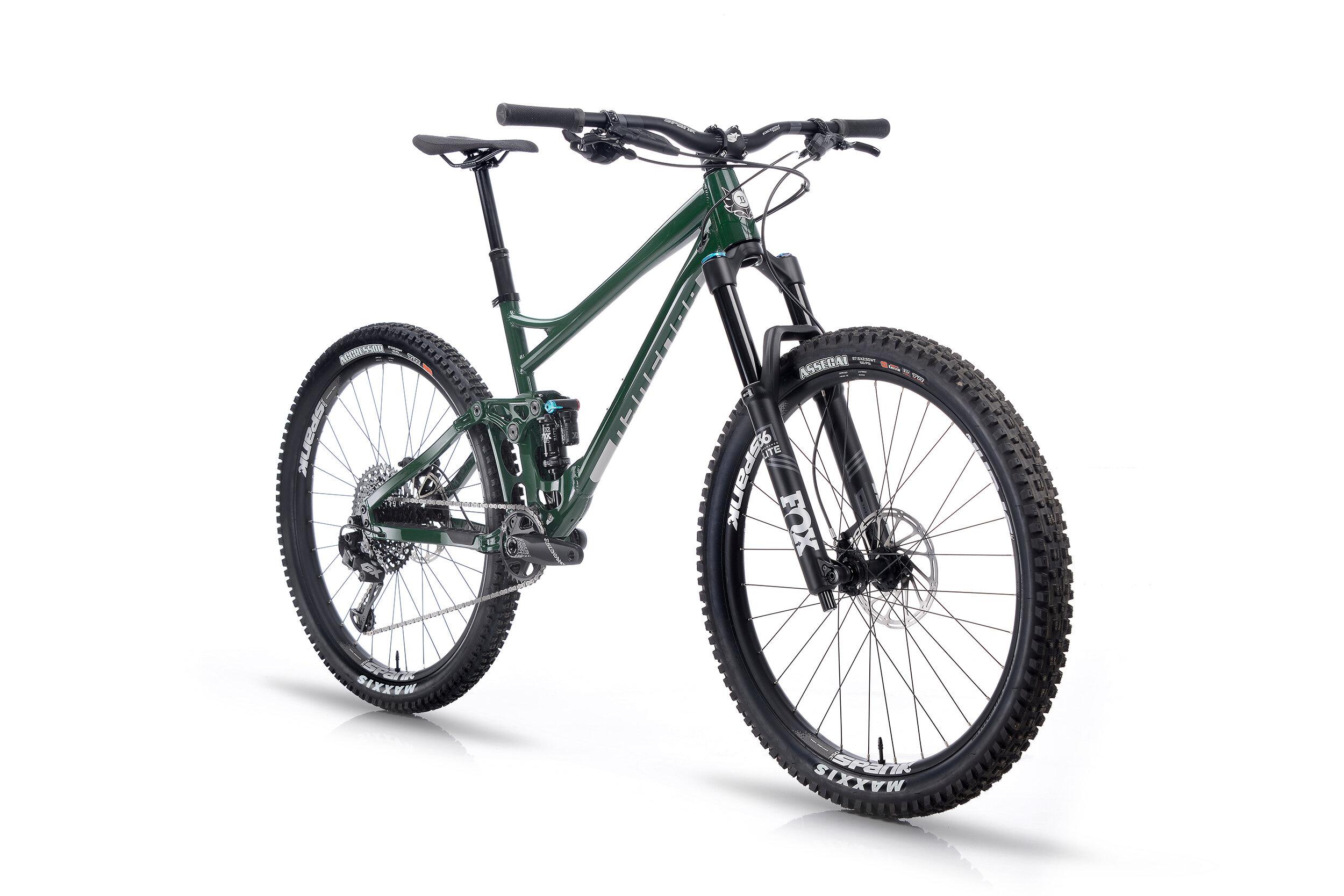Spitfire V3 — Banshee Bikes