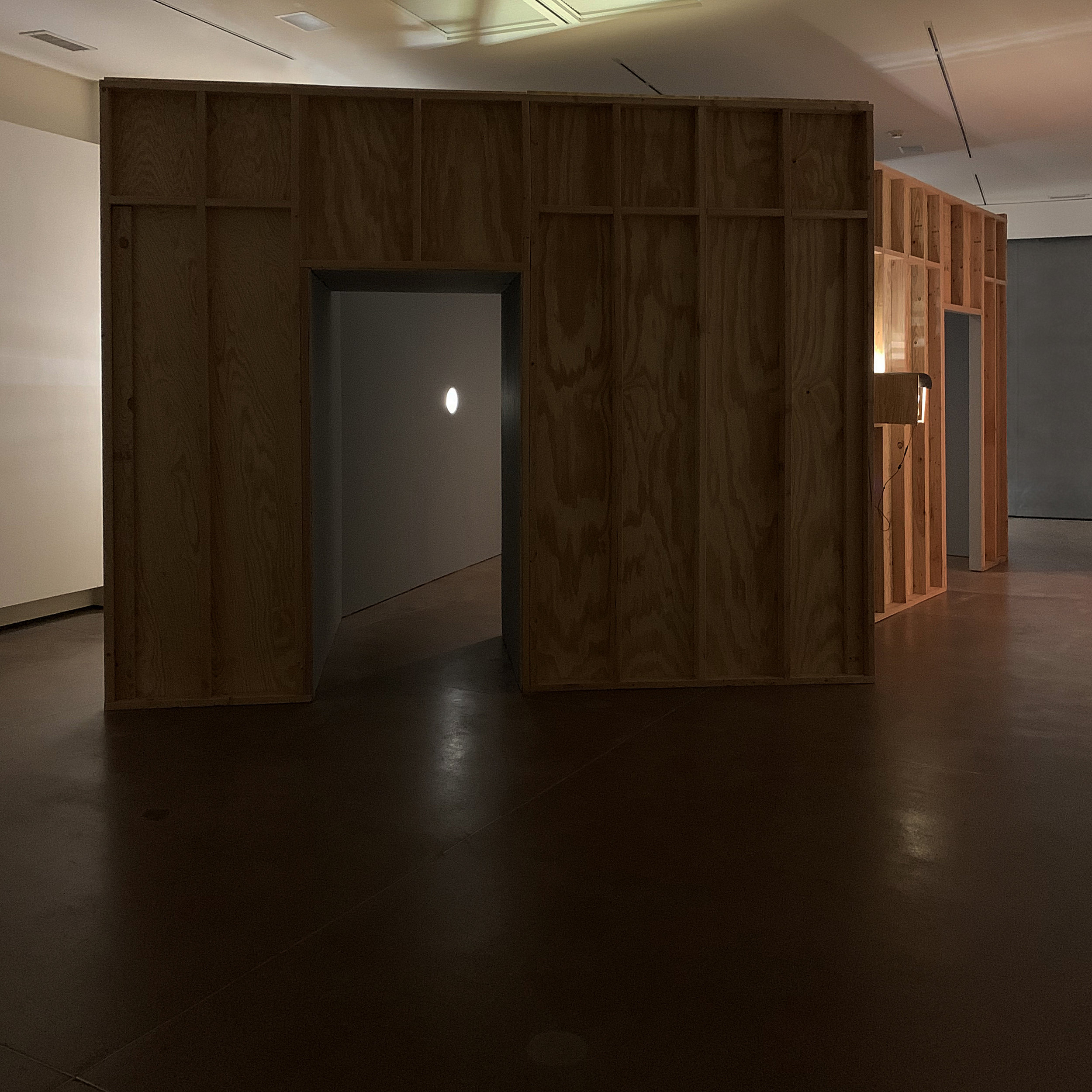 Installation View: Room of Nocturnes