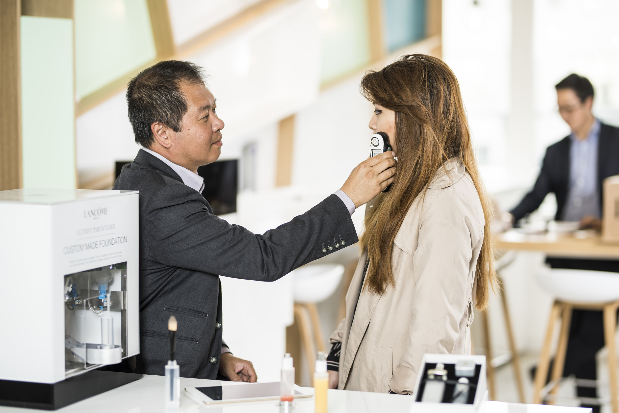 BEAUTY tECHSERVICES - Introduce the next generation service and innovation to create new ways for consumers to discover, engage, and experience our brands and products.