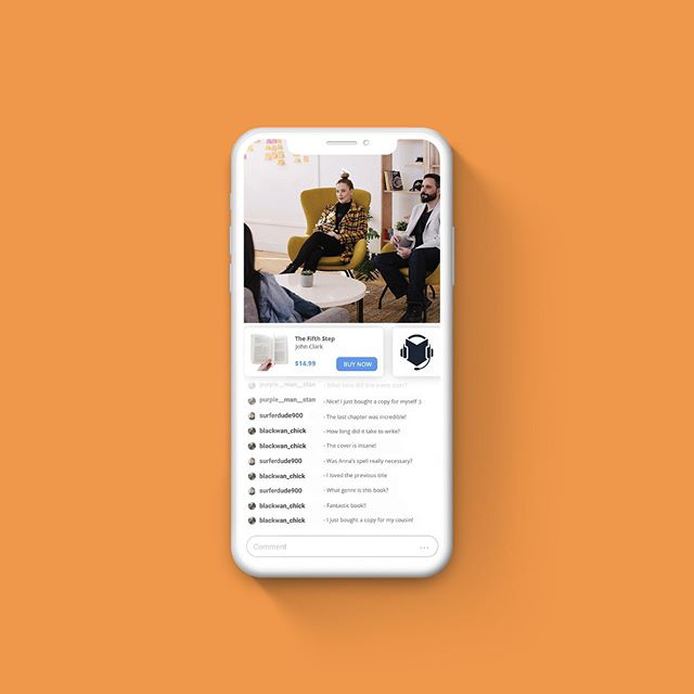Imagine combining the ease of use of e-commerce with the human experience of physical retailers. Montreal-based company @livescale.tv believes that live video shopping experience can do just that. Designed to mobile-first generations, Livescale is a platform that allows to reach, engage and monetize audiences with live video. 🎞