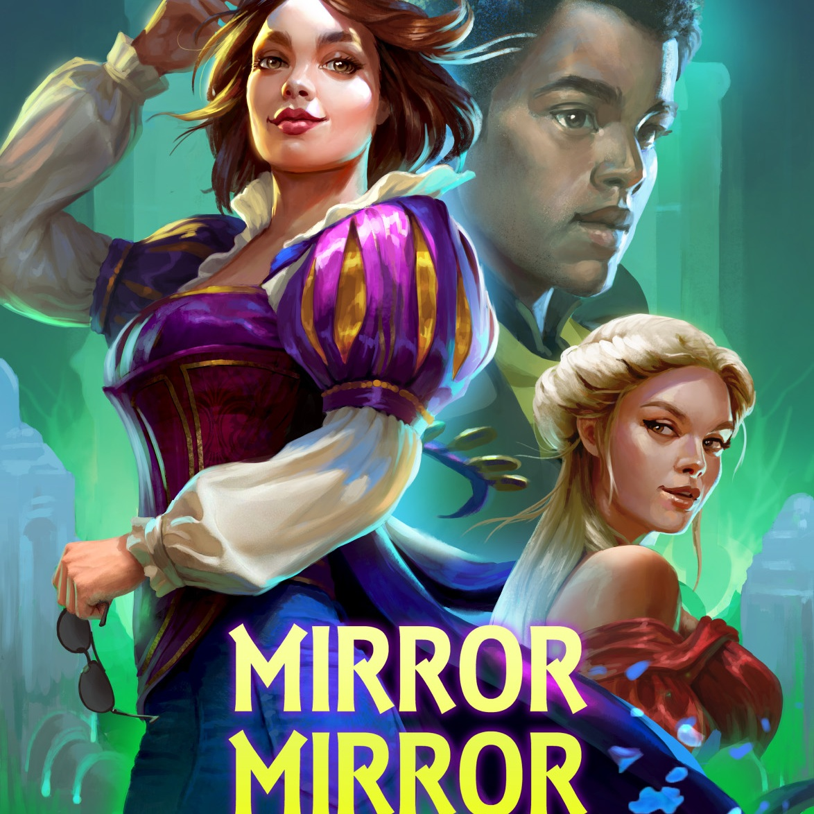 Sponsored Writer: Tales (In Beta) - Writing and providing the narrative design for multiple titles within the app including Mirror, Mirror and an unannounced title.Available on the Apple App Store.