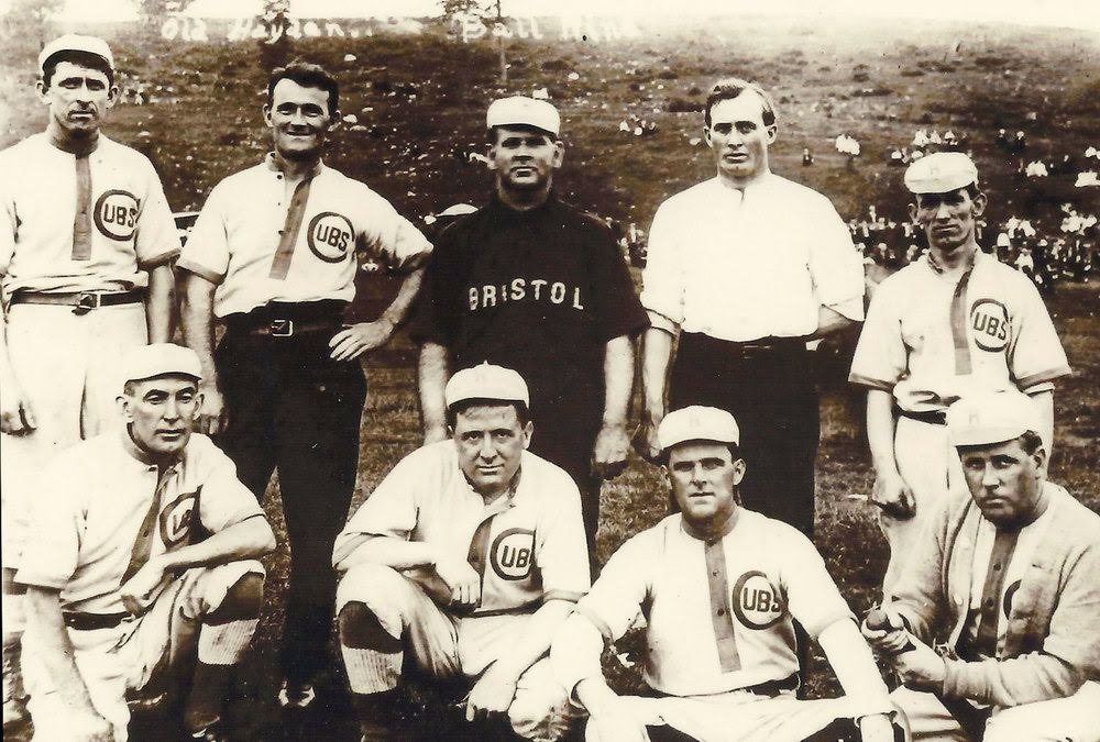 In the early 1920s the farm hosted town baseball games with visiting teams.