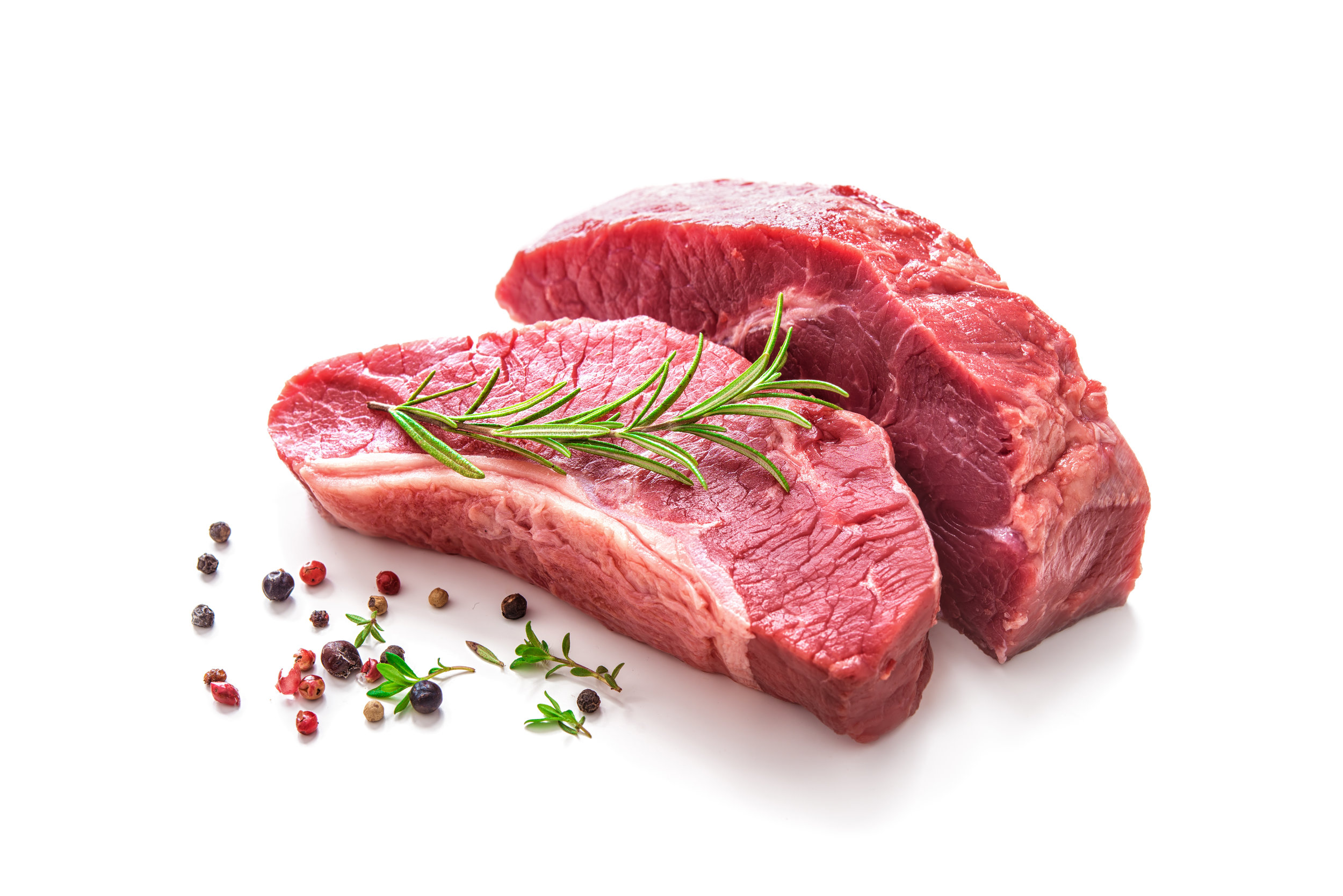 Choose meat that hasn't been processed.  This is for my non-vegan people out there! When you choose meat that's been processed into sausage, strips, or slices, you're consuming more sodium than usual and preservatives instead of nourishing nutrients. Stick to meats that without any antibiotics or added growth hormones.