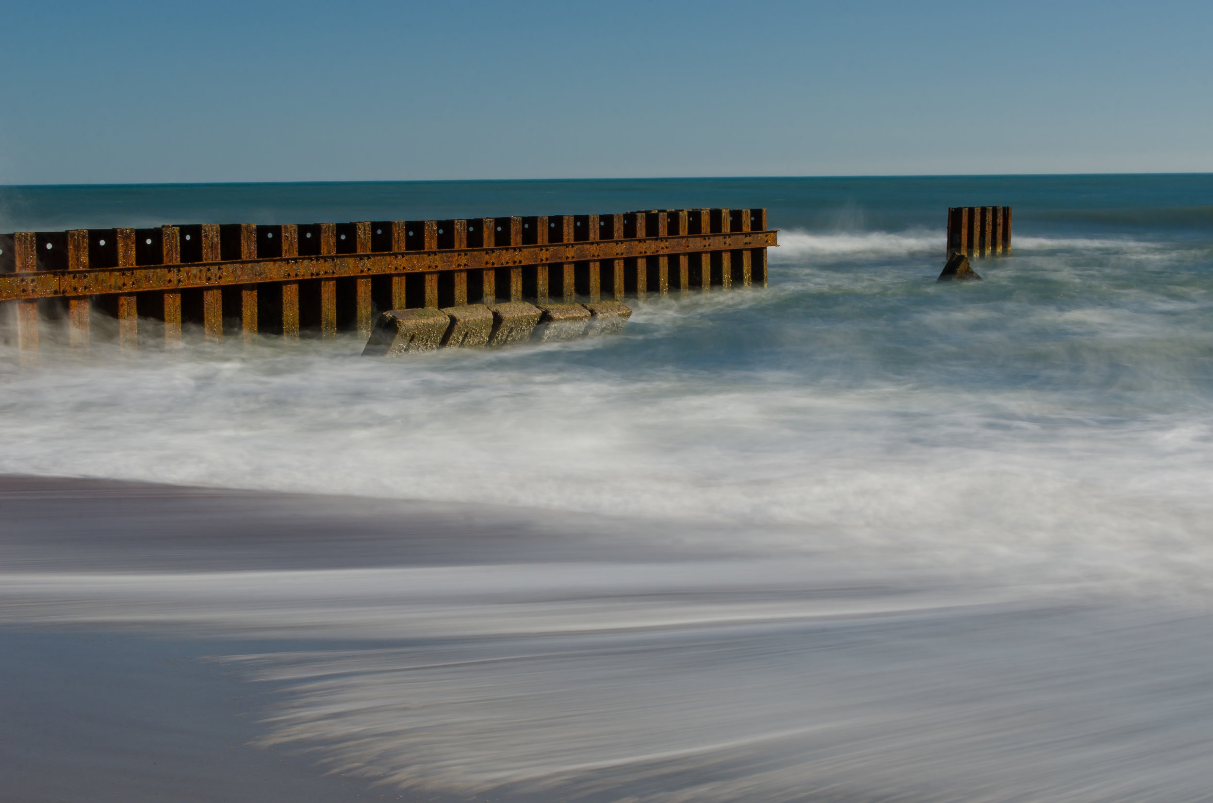 Cape Hatteras-Outer Banks-OBX-North Carolina-Buxton-groin.jpg