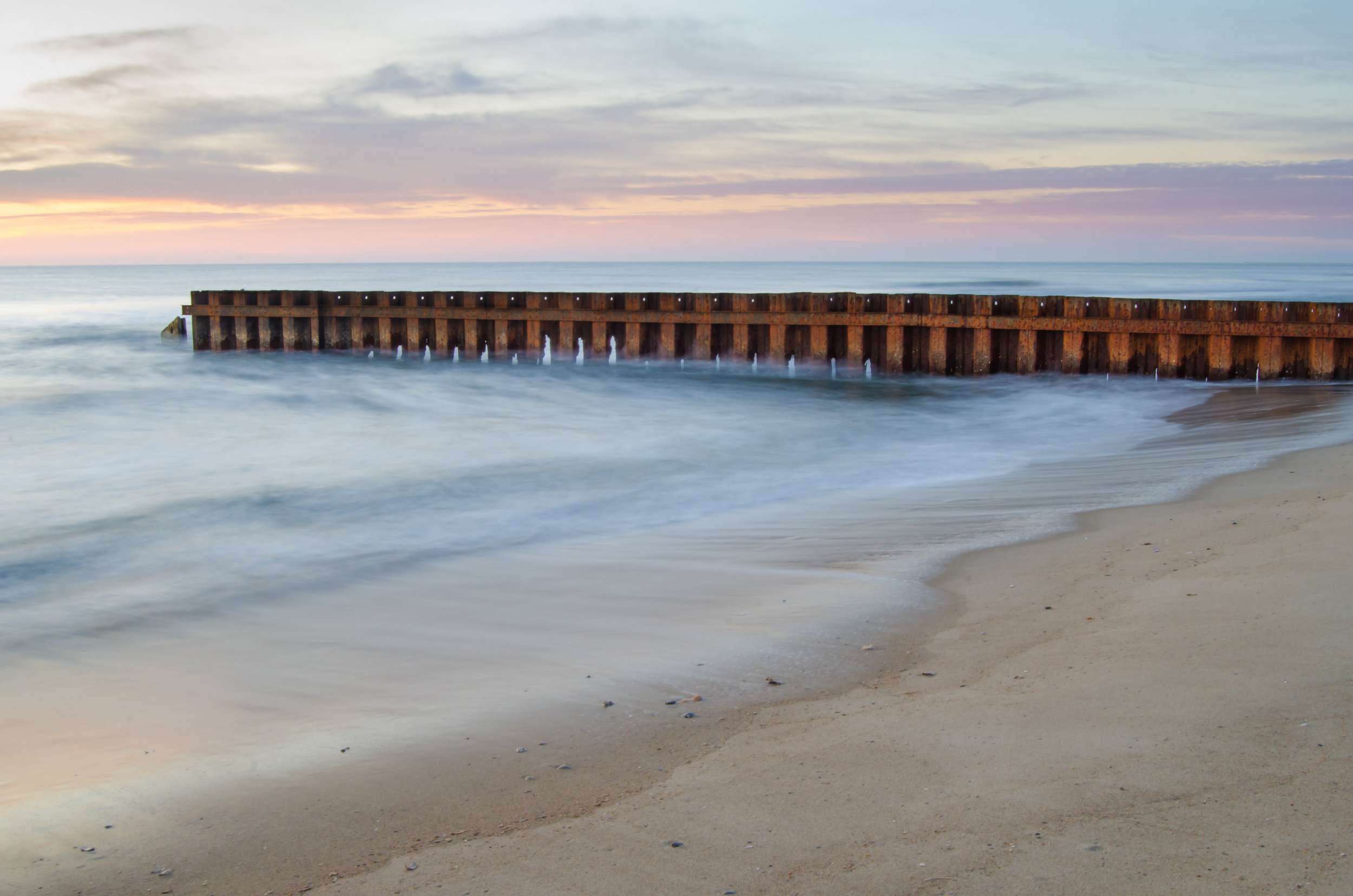 Cape Hatteras-Outer Banks-OBX-North Carolina-Buxton-groin-sunrise-dawn.jpg