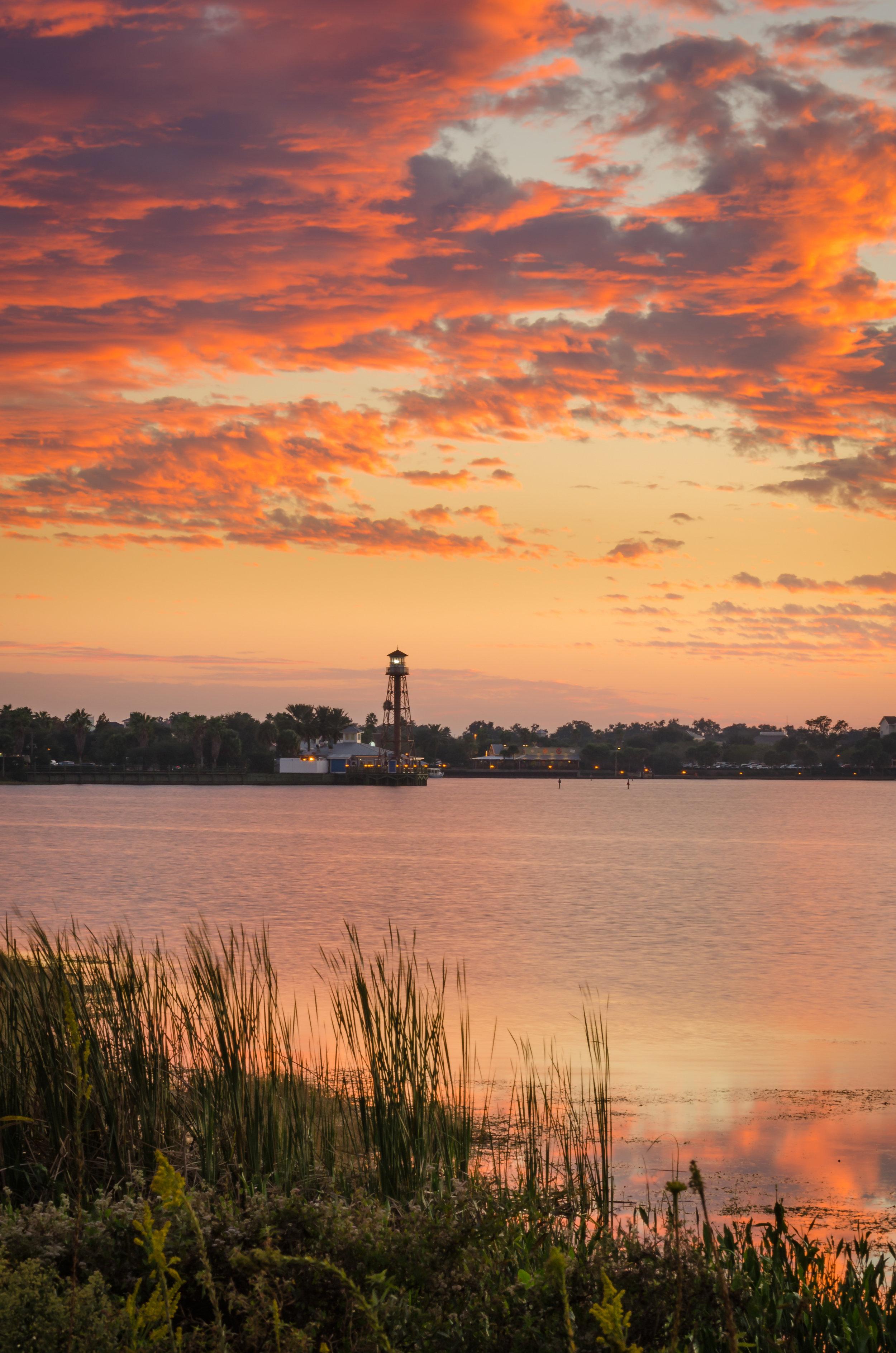 lake sumter-sunset-the villages-florida-lighthouse.jpg