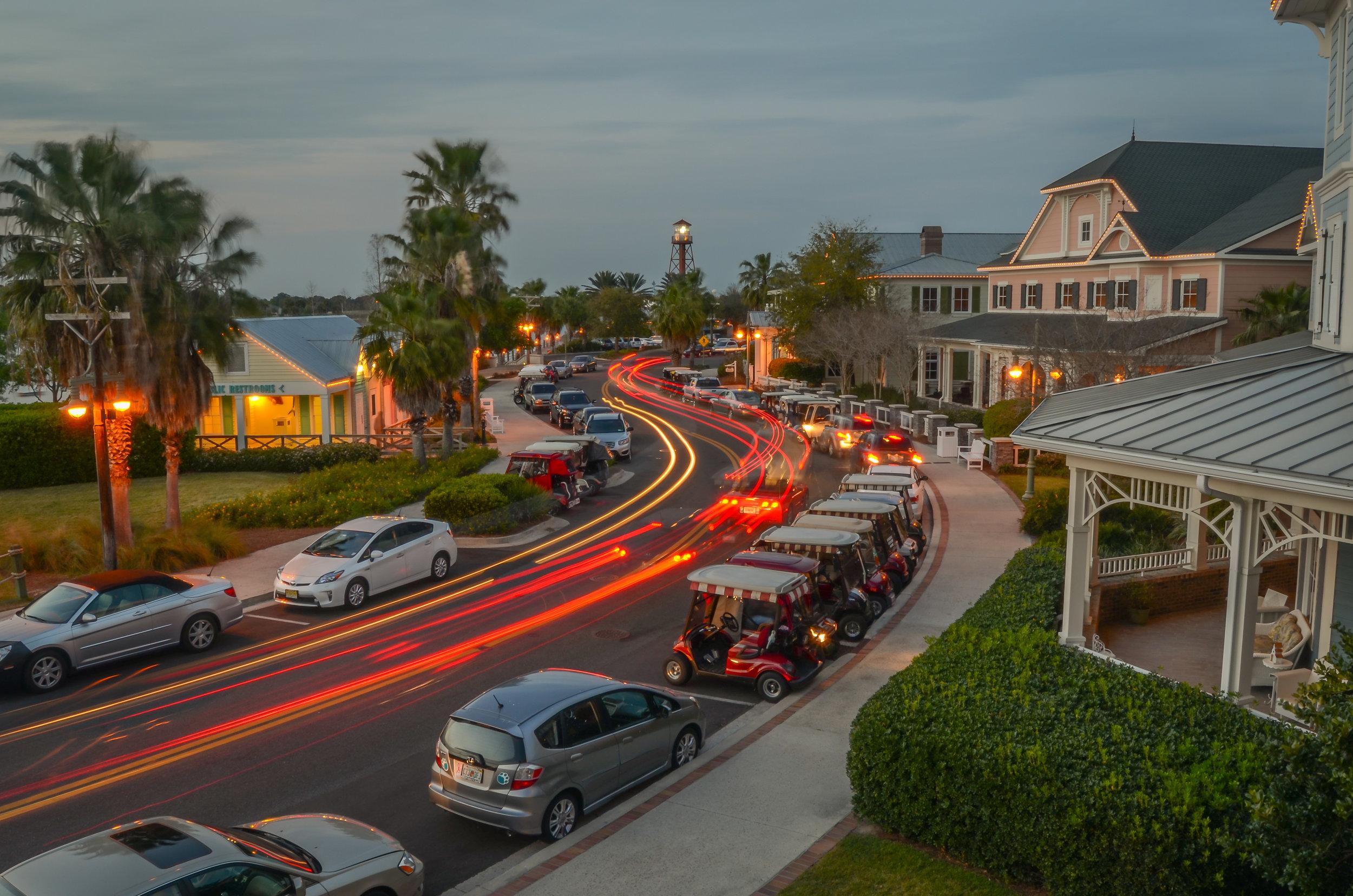 lighthouse-lake sumter-rush hour-the villages-florida.jpg