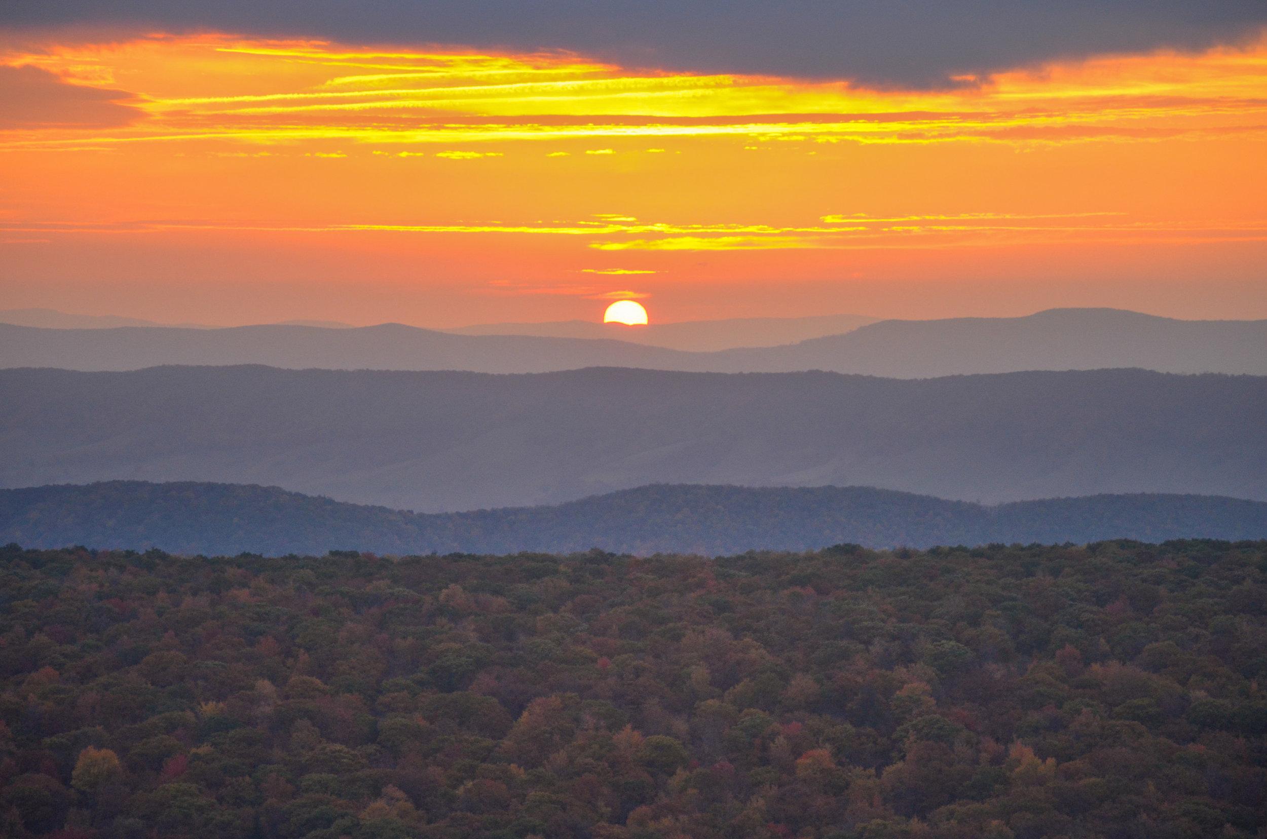 sunrise-sunset-fall-autumn-highland county-virginia.jpg