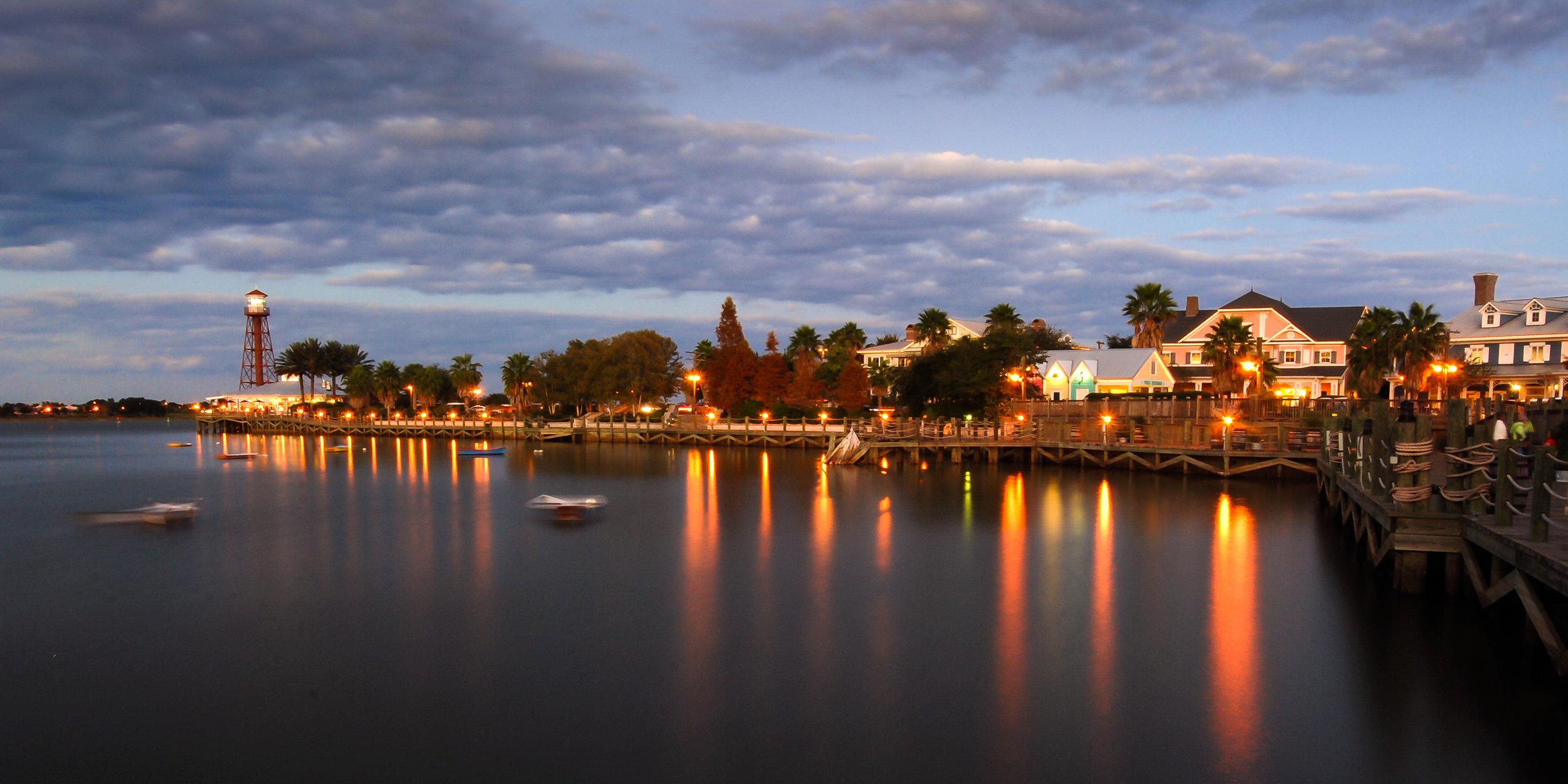 The Villages-Florida-lake sumter-evening.jpg