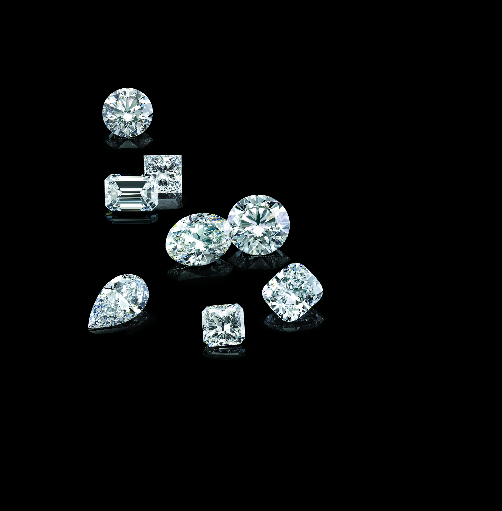 Browse Red Box Diamonds - Hand-selected and individually graded diamonds.