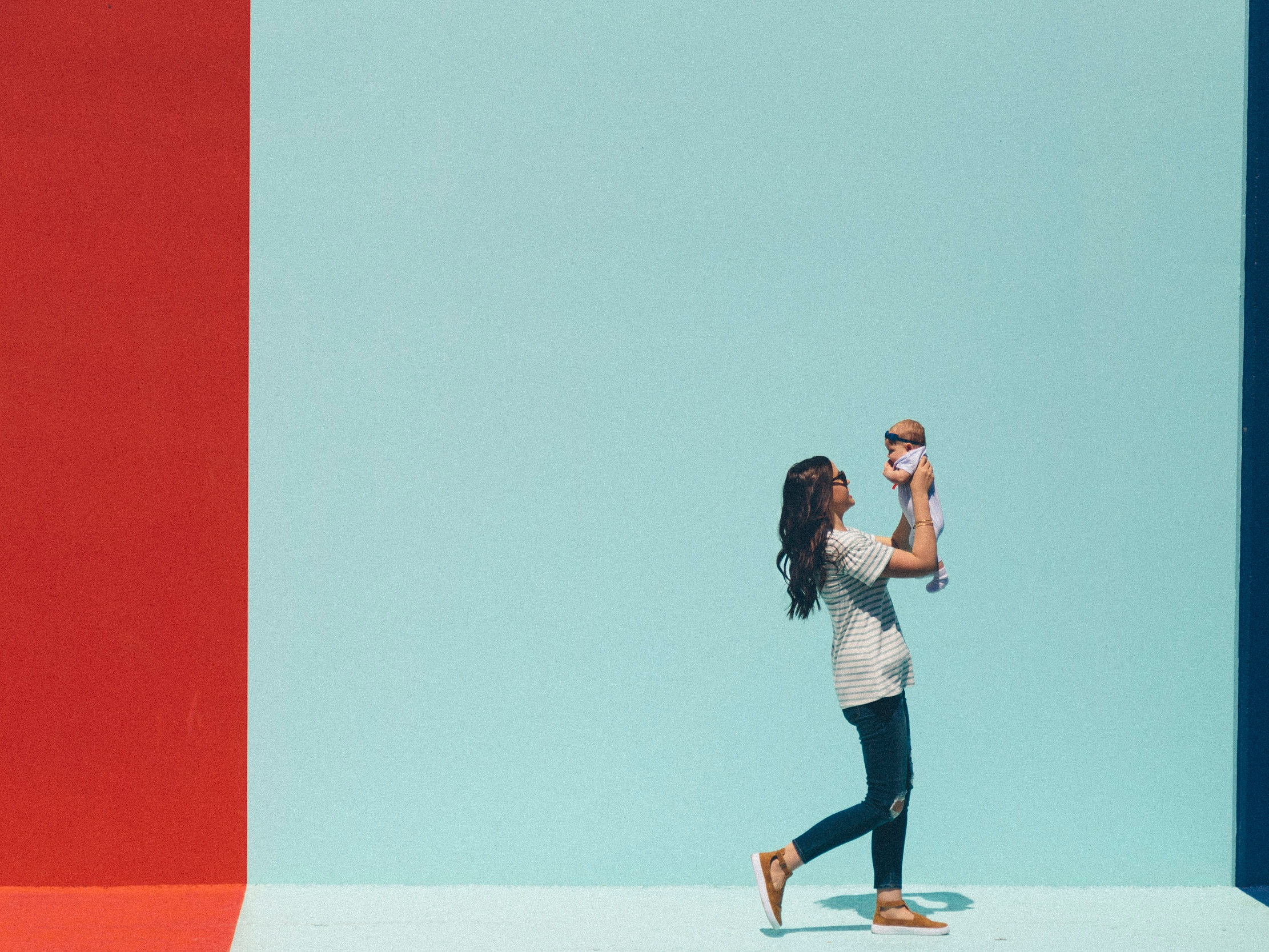 How My Second Child Taught Me to Loosen Up a Bit - POPSUGAR