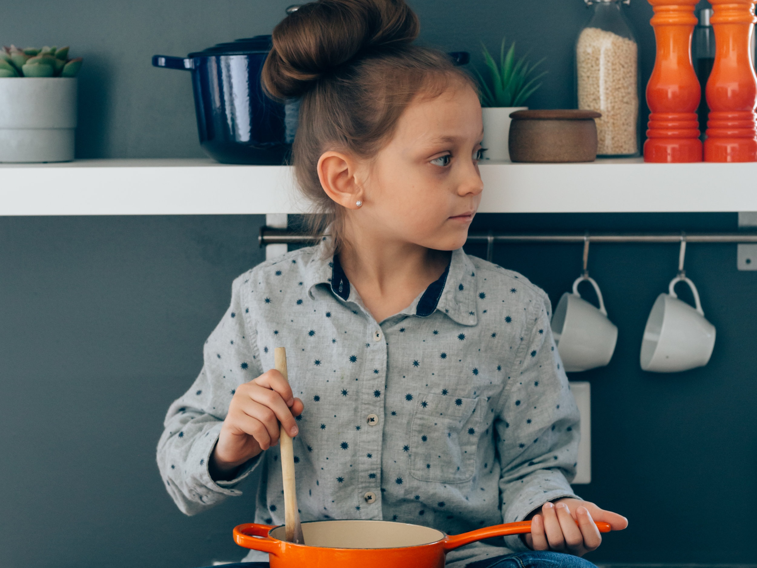 I'm a Nutritionist and I Don't Care What My Kid Eats For Lunch at School - POPSUGAR