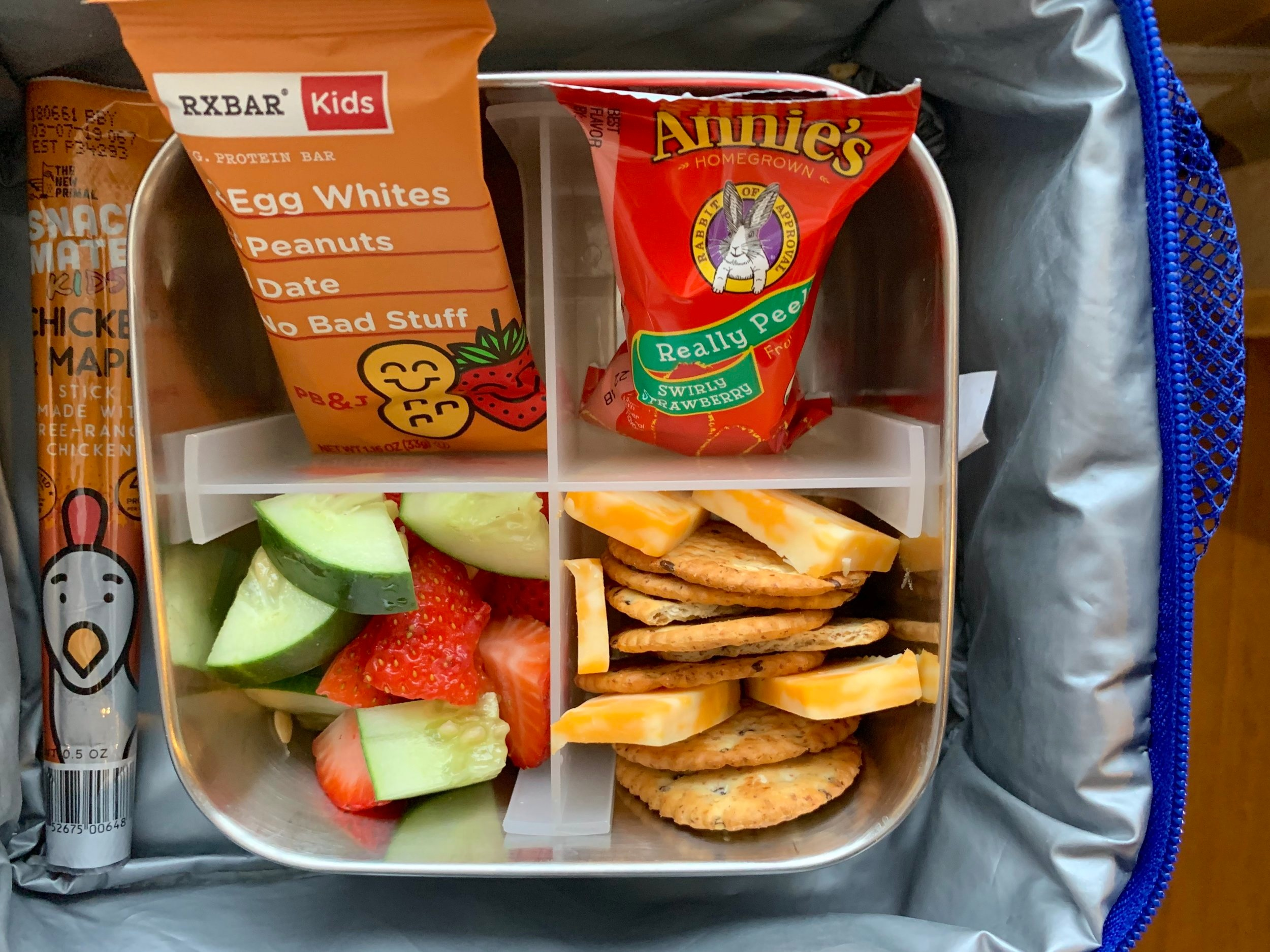 17 Real Parents Share Their Secrets to Packing Healthy School Lunches - POPSUGAR