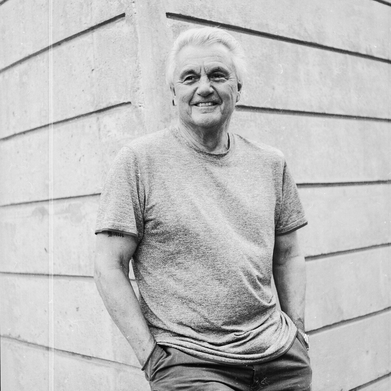 Academy Award Winner John Irving / Photography / Editorial