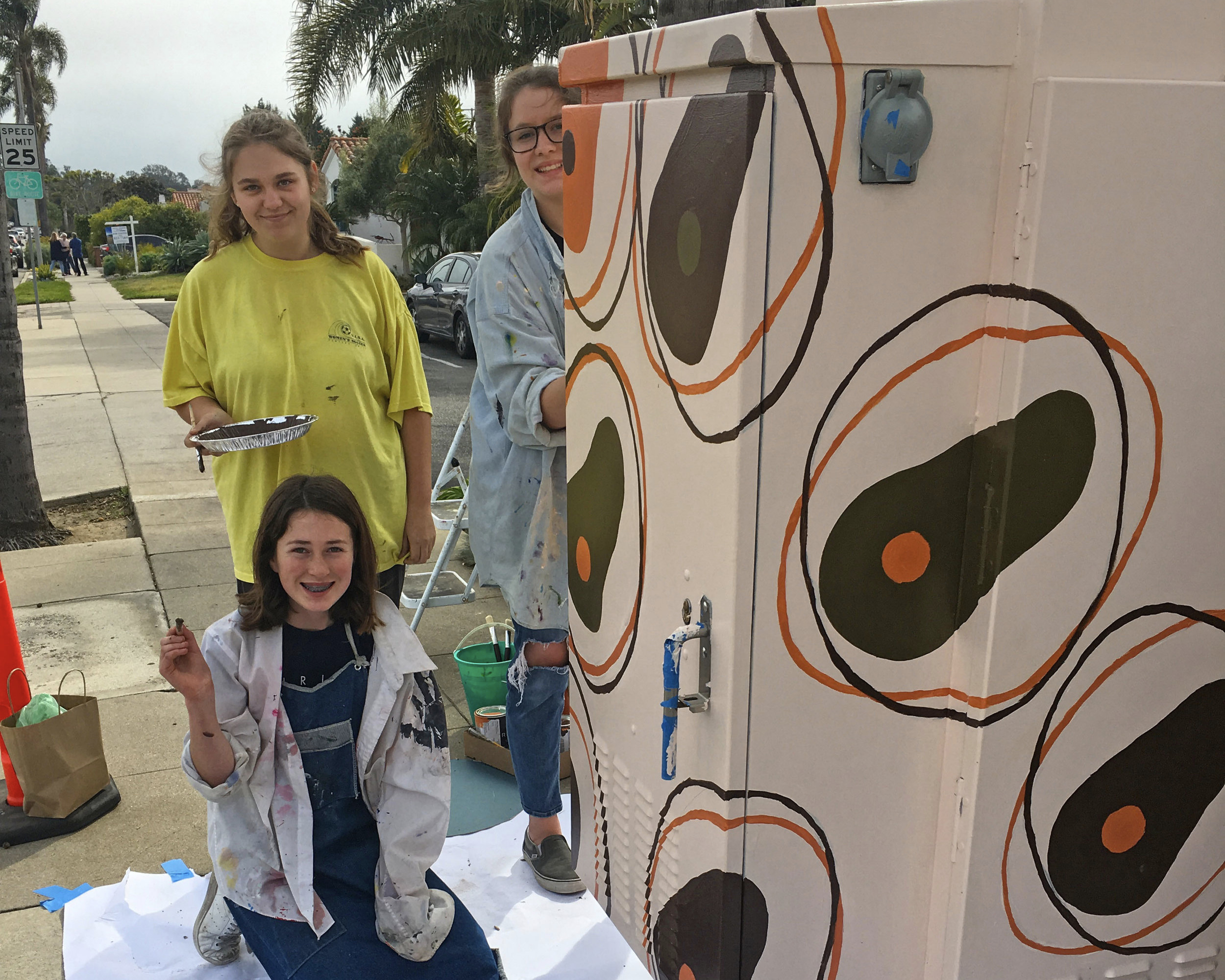 City of Ventura Public Art Adopt-a-Box