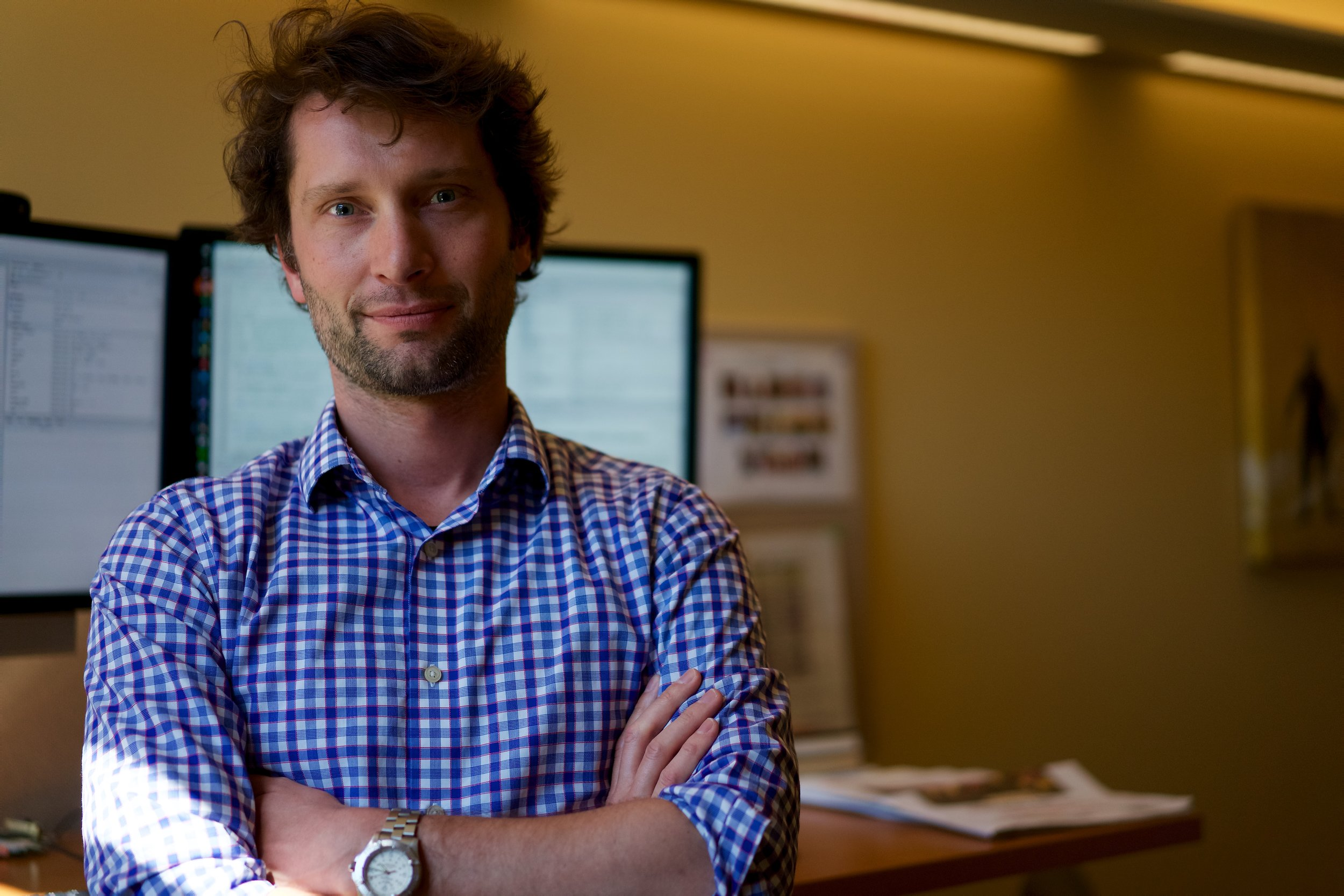 Meet the man behind the technology that knows you better than your