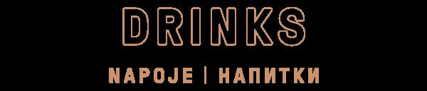 wódka bar drinks