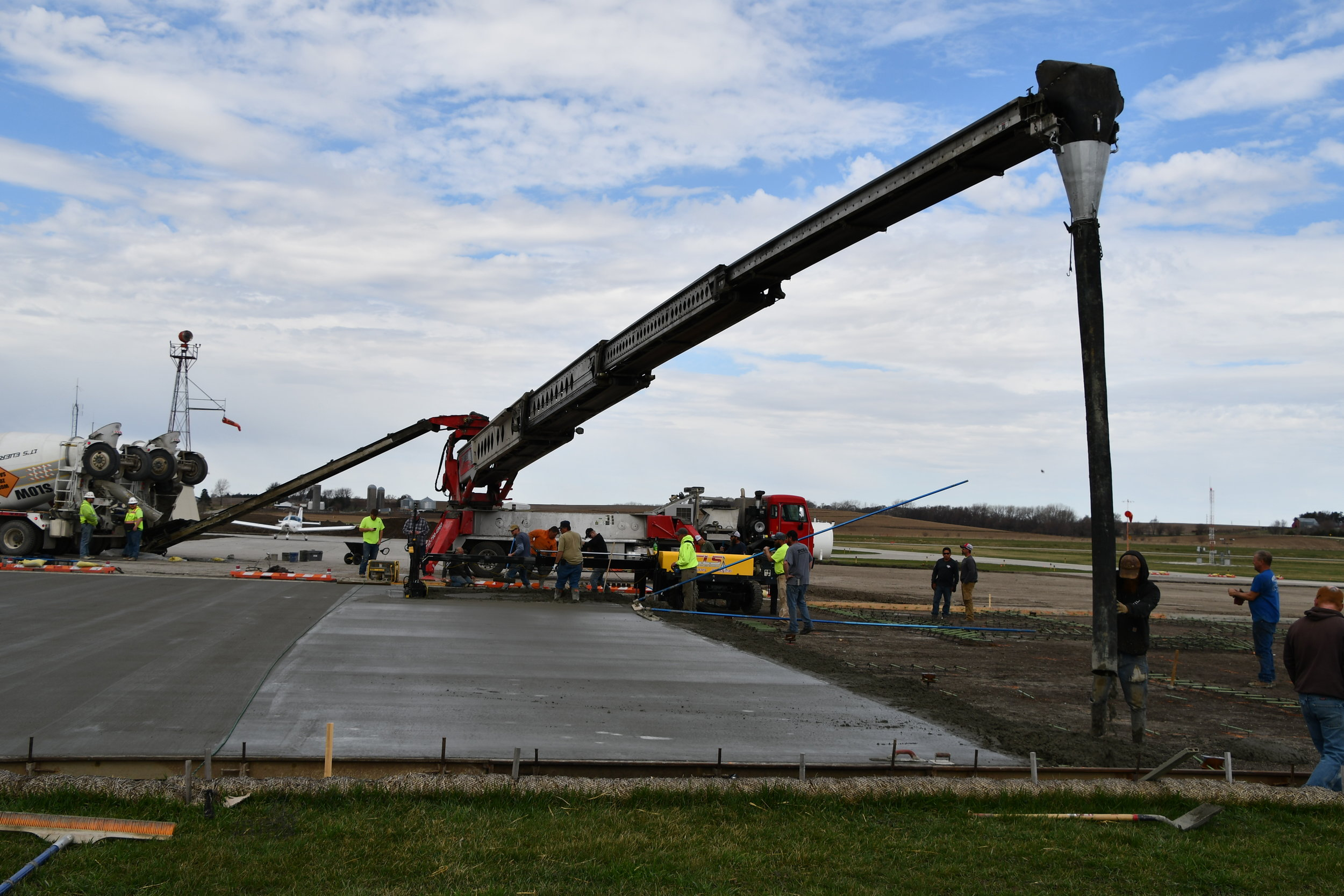 Pavement @ Atlantic Airport