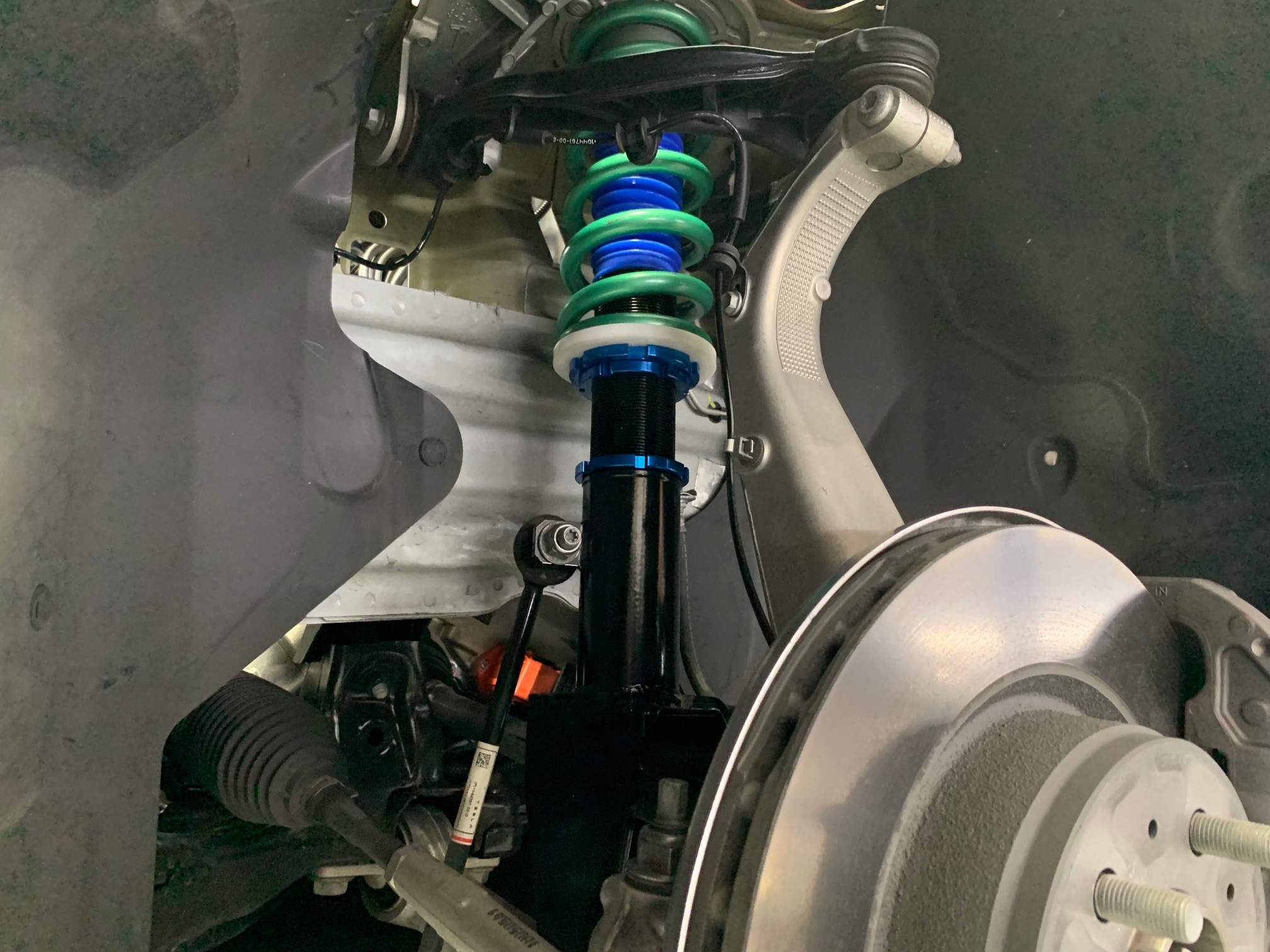 SUSPENSION INSTALLS - Want to ride higher or lower than your factory ride height settings? Let us order and/or install coilovers, lowering springs, or air ride systems.