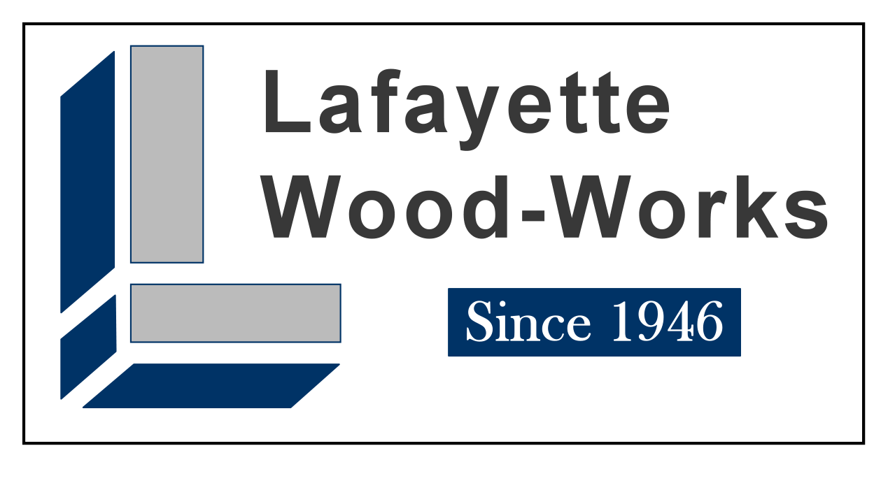 Copyright © 2019 Lafayette Wood-Works, Inc.