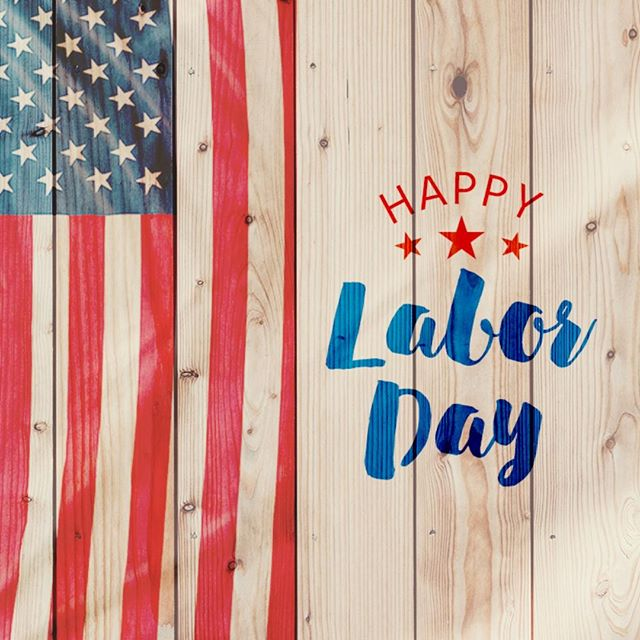 Happy #LaborDay from Lafayette Wood-Works!