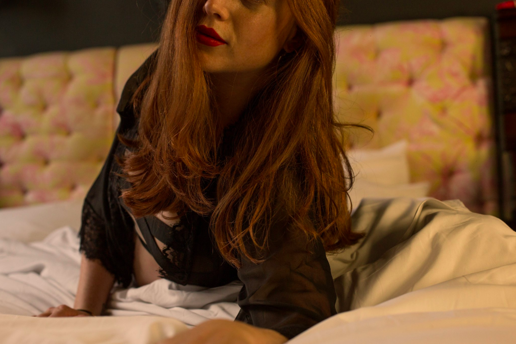 Annie Lilja:    A Scandinavian natural redhead who specialises in GFE and submission. With a fresh, freckled face, soft curves and an insatiable appetite for kinky adventures, she's your perfect London companion.