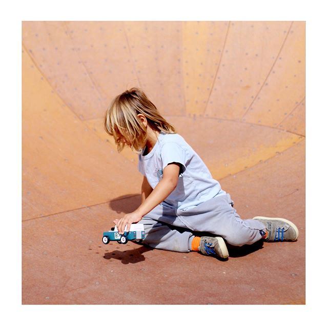 Children learn as they play . More importantly , in play children learn how to learn ! 🚙 ☀️ @candylabtoys ♥️ #candylabtoys #childrenatplay #toycars #woodentoys #childrenlearnastheyplay #creativekidsatplay #summer #childrensclothing #familylifestylestore #familyconceptstore