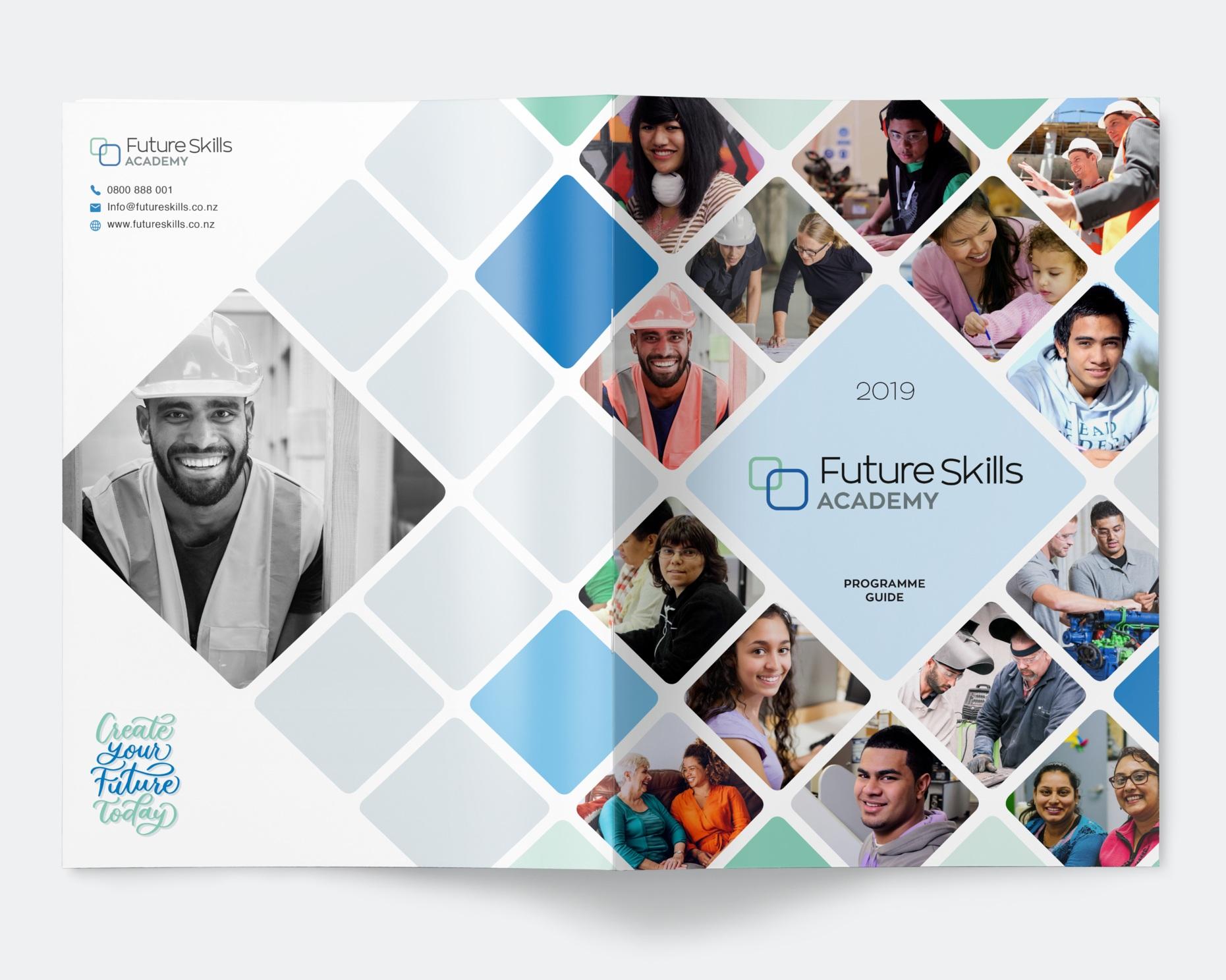 Future Skills   Brochure | Poster | Advert | Signage | Website