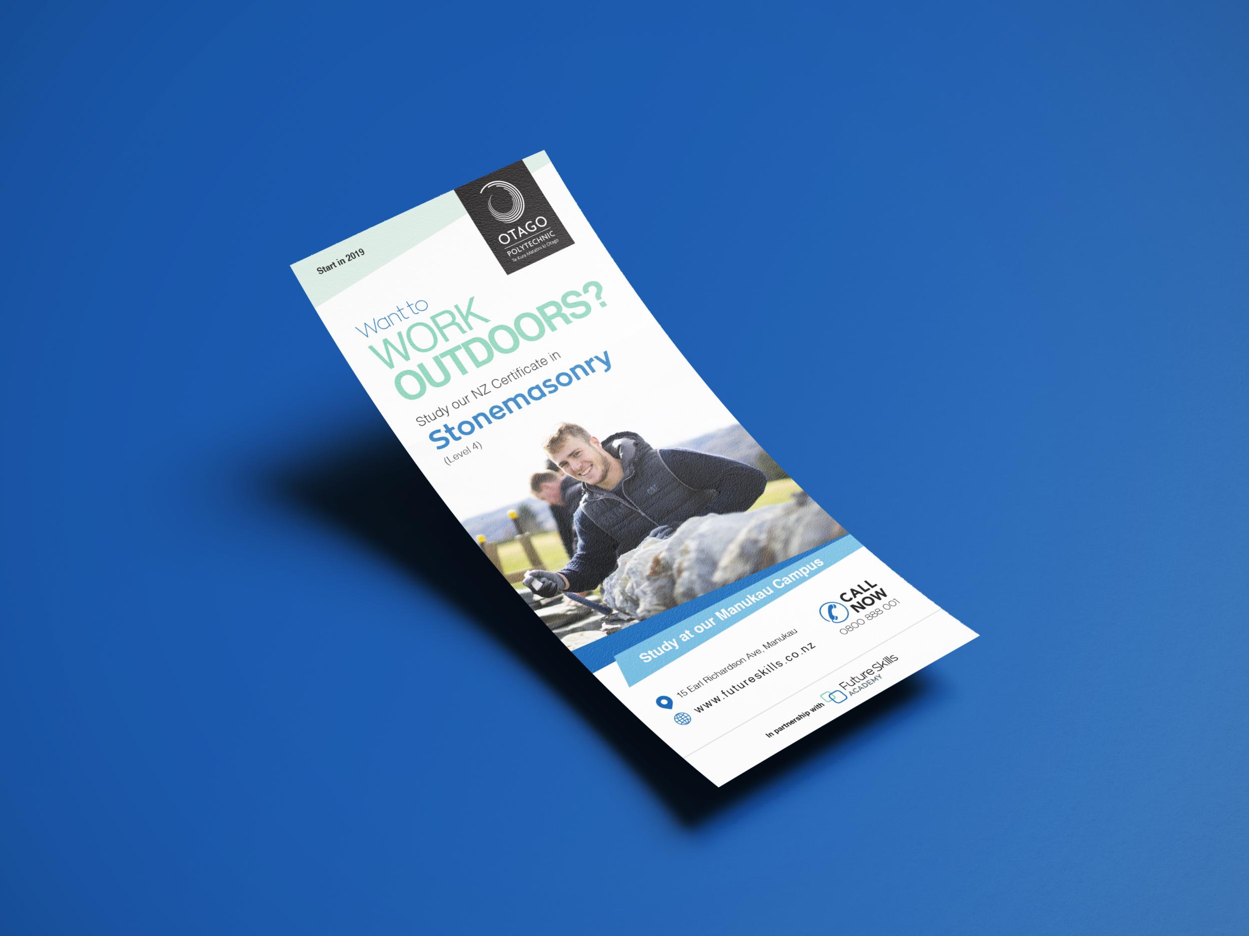 Floating brochure
