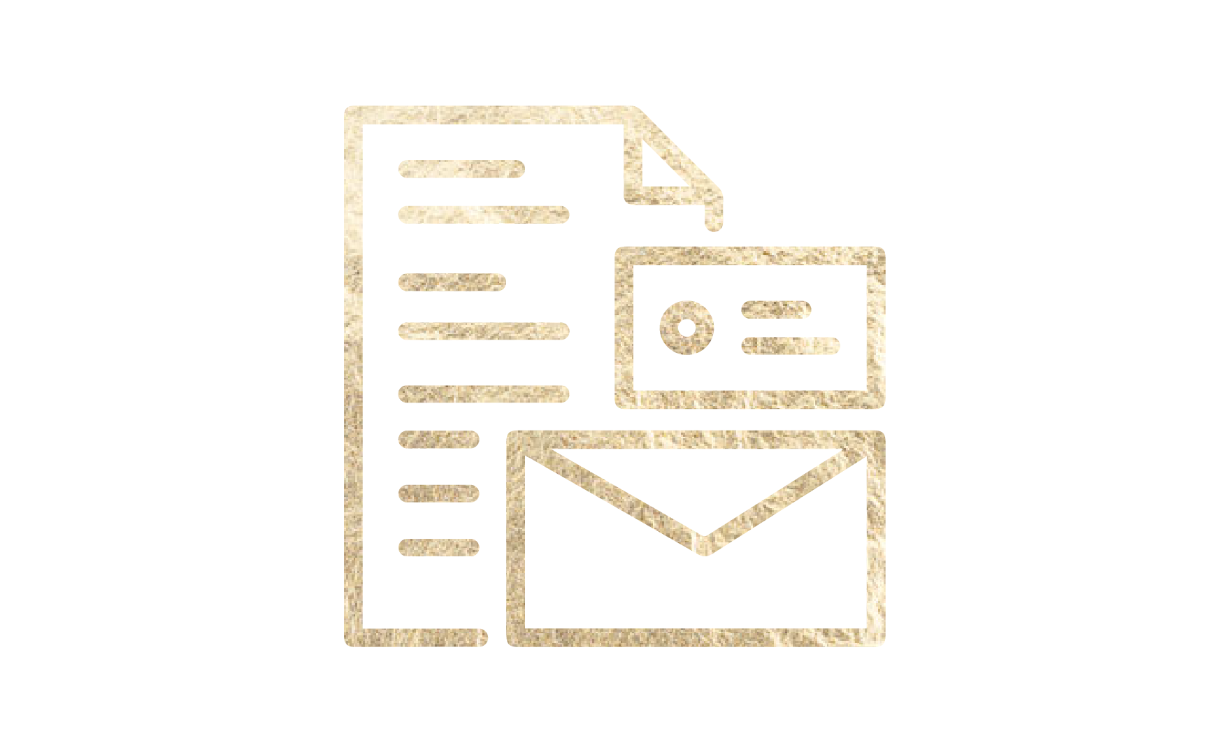 Paper, envelope, card Icon