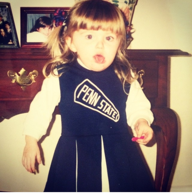 A Nittany Lion from the very beginning!