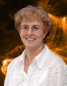 Shadia Rifai Habbalm, Institute for Astronomy, University of Hawaii. With over 100 publications in refereed journals, she has explored the role of magneto-hydrodynamic waves in the heating of the corona and the acceleration of the solar wind. She has also embarked on explorations of the source regions of the solar wind.