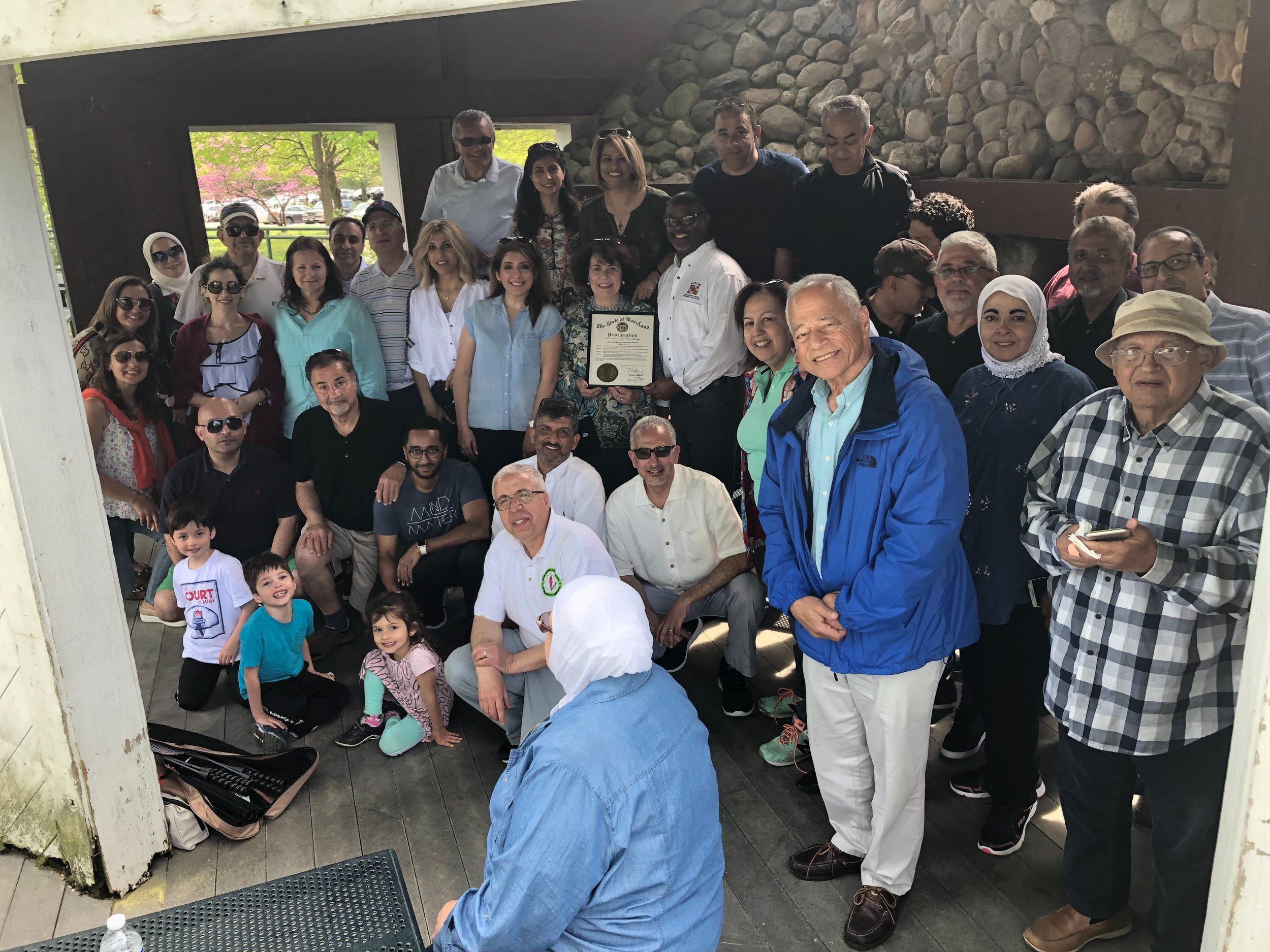 2019 AAAEA-Picnic - Celebrating Arab American Heritage Month