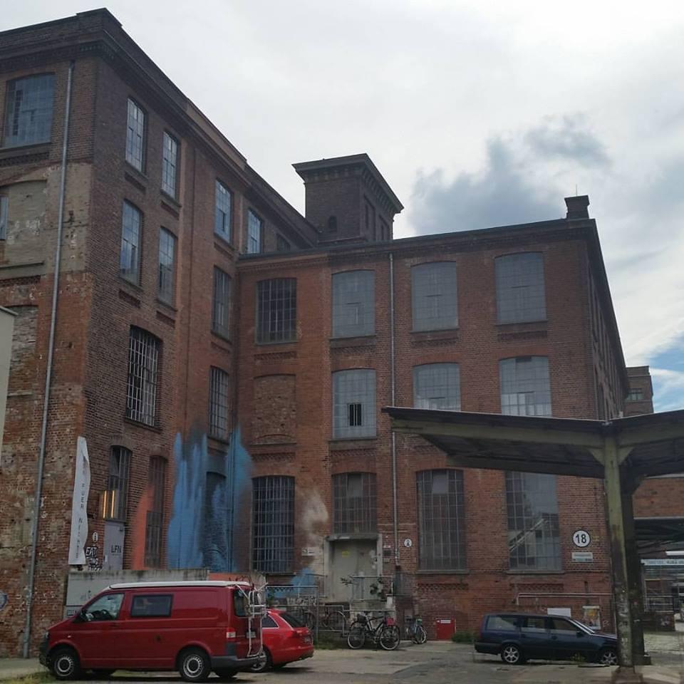 The Leipzig International Artist Programme at Die Spinnerei in Leipzig   https://liap.eu/index.php/en/programme/