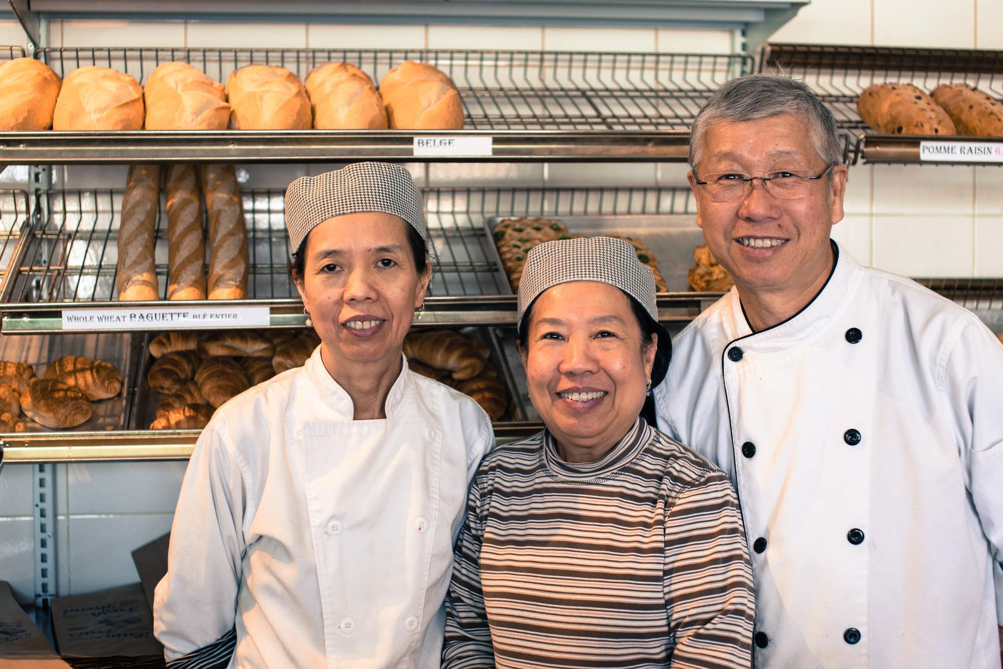 Équipe rue Forest Valley Kieng, Chuong et Sotha