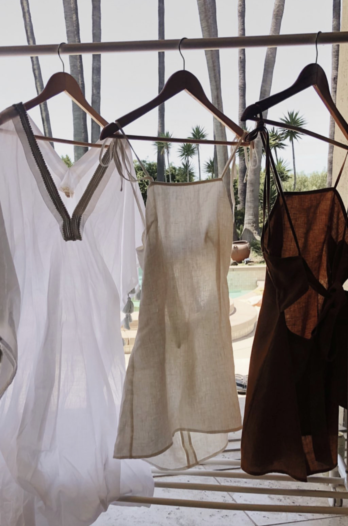 Gorgeous clothes from GoodLaundry.