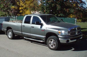 Dodge Ram Truck 3500 - Super designFor 2 to 5 people, very comfortable seating for all while driving. Large driver's cabin! Turbo diesel or petrol !
