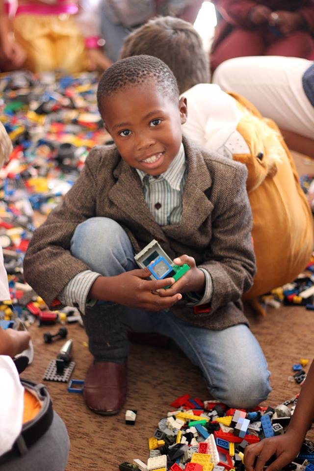 Take Action - Ready to Help? You can support our cause with a financial gift, or in donating LEGO bricks— or both!