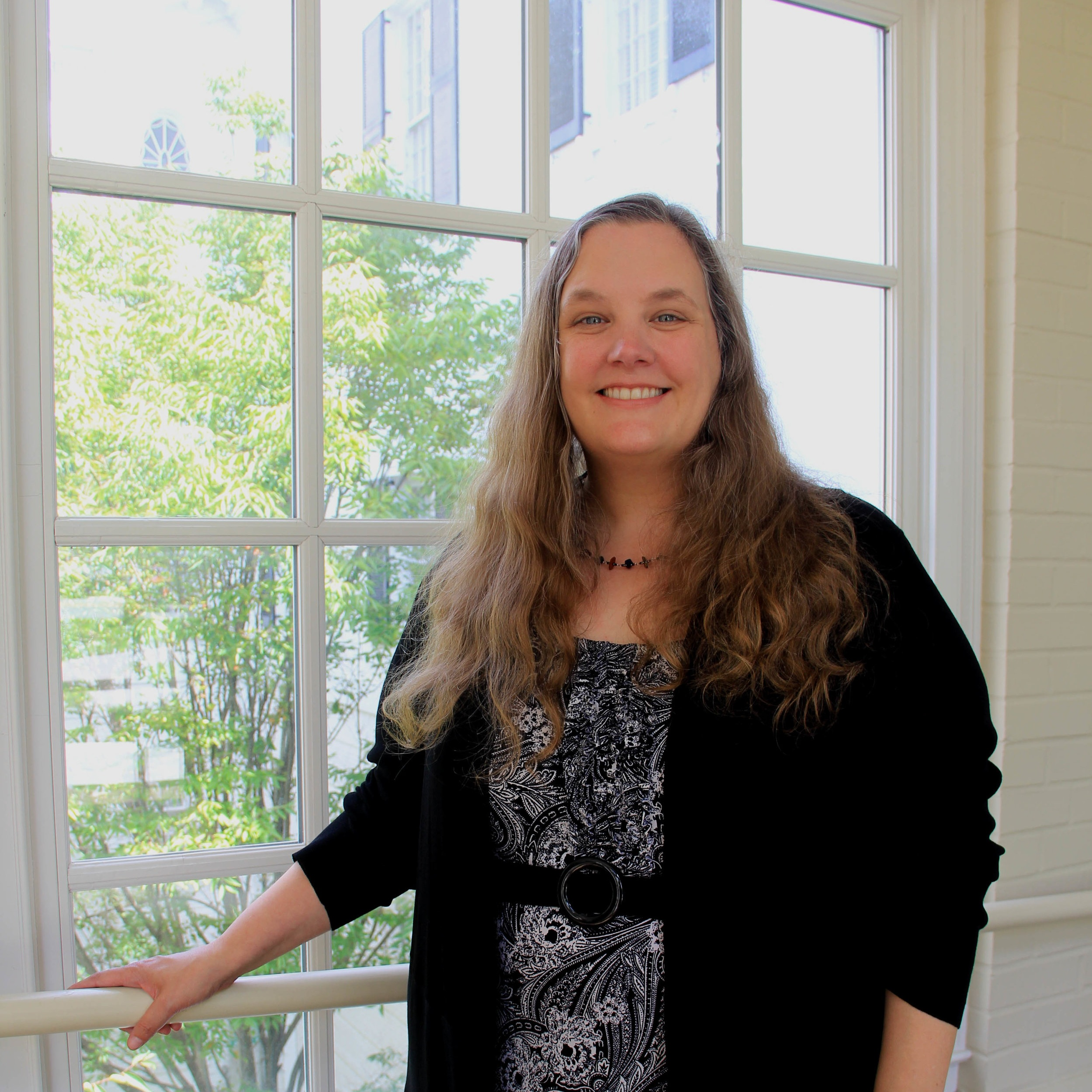 Rev. Heather Webb, associate pastor to children and families