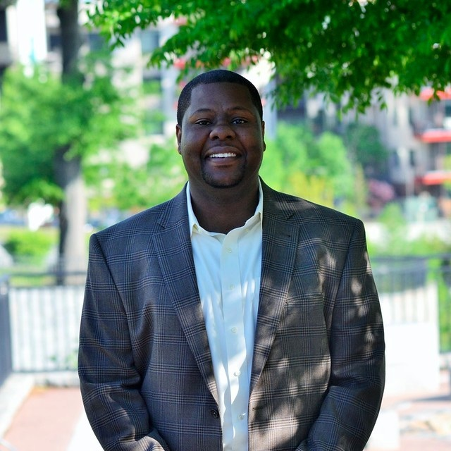 Rev. Josh Scott, associate pastor to youth and families, college students and young adults