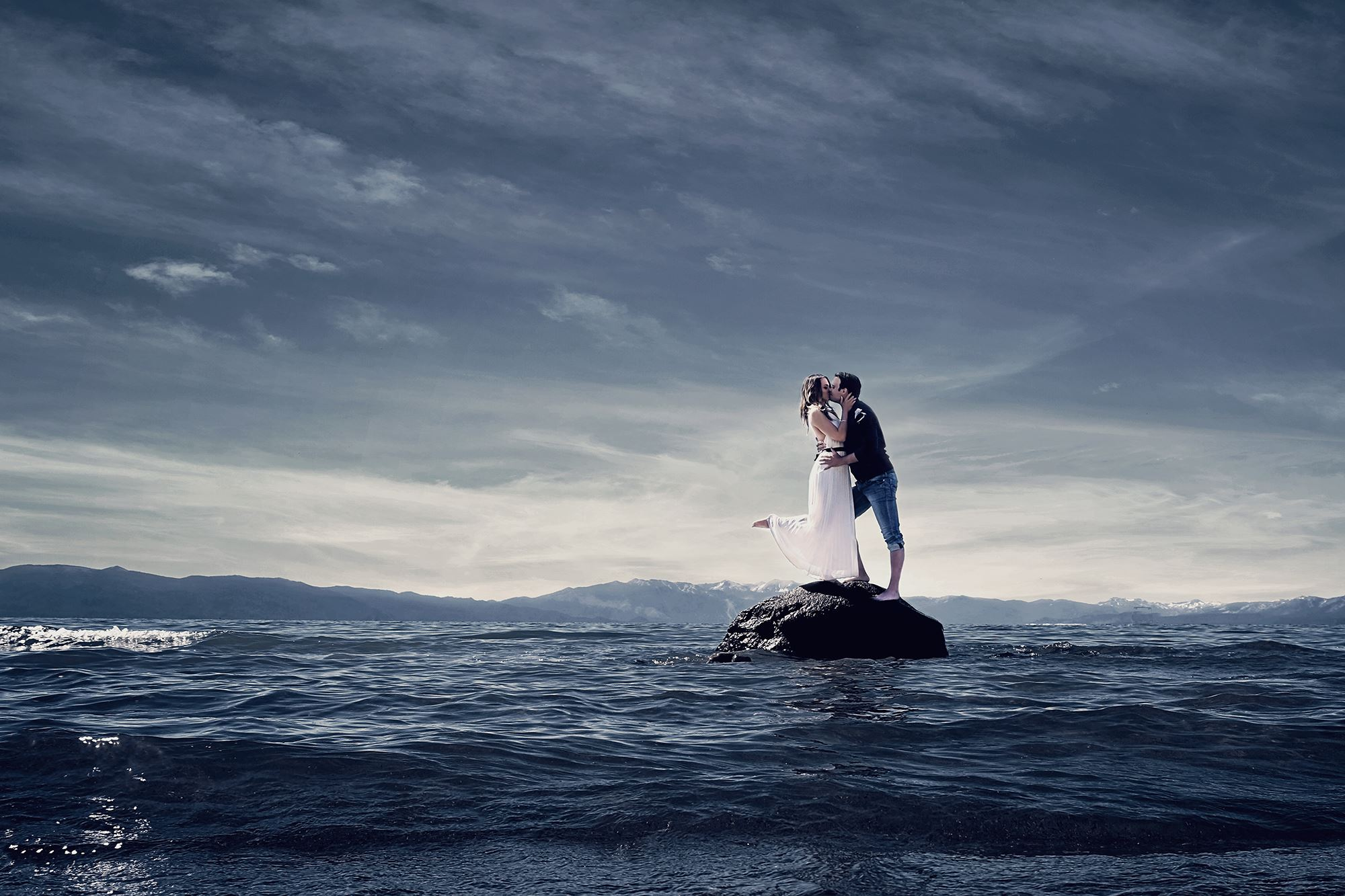 Engagement Session in Tahoe