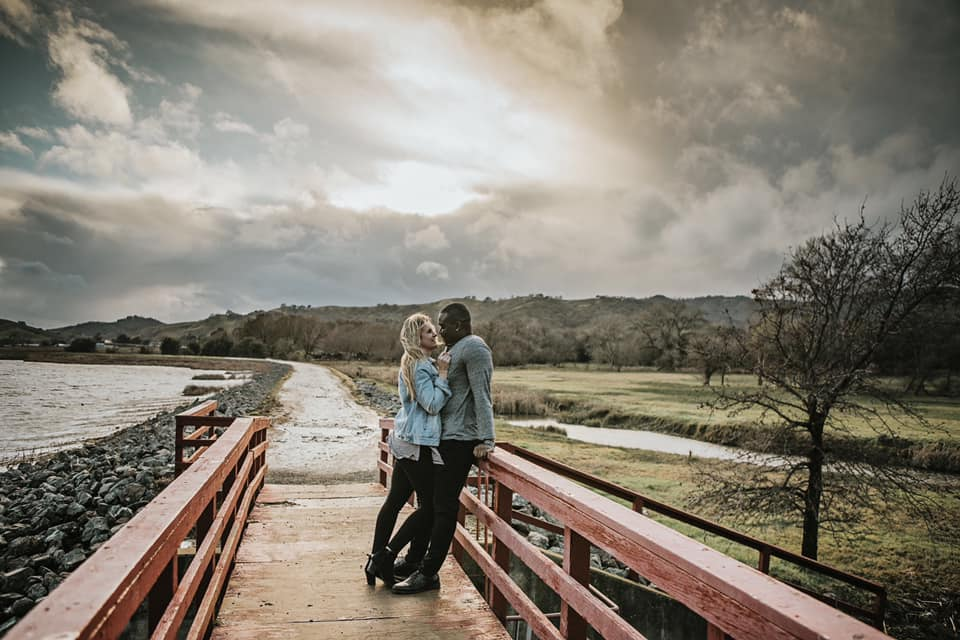 Engagement Session in Pena Adobe Park