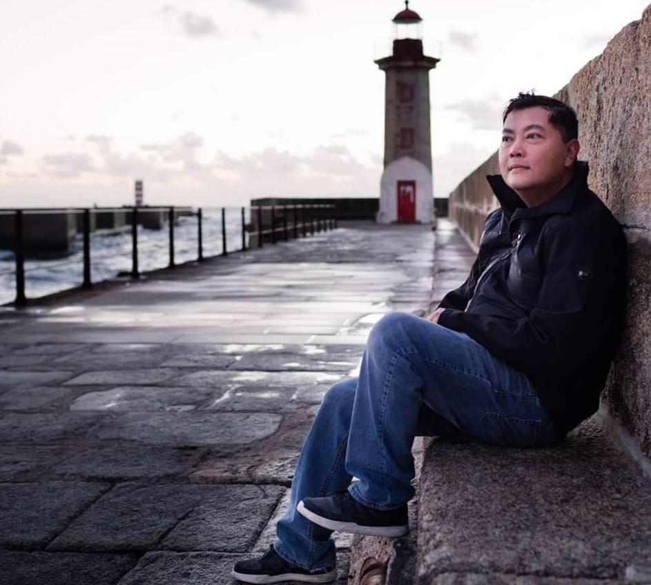 Image Taken at Felgueiras Lighthouse in Porto Portugal